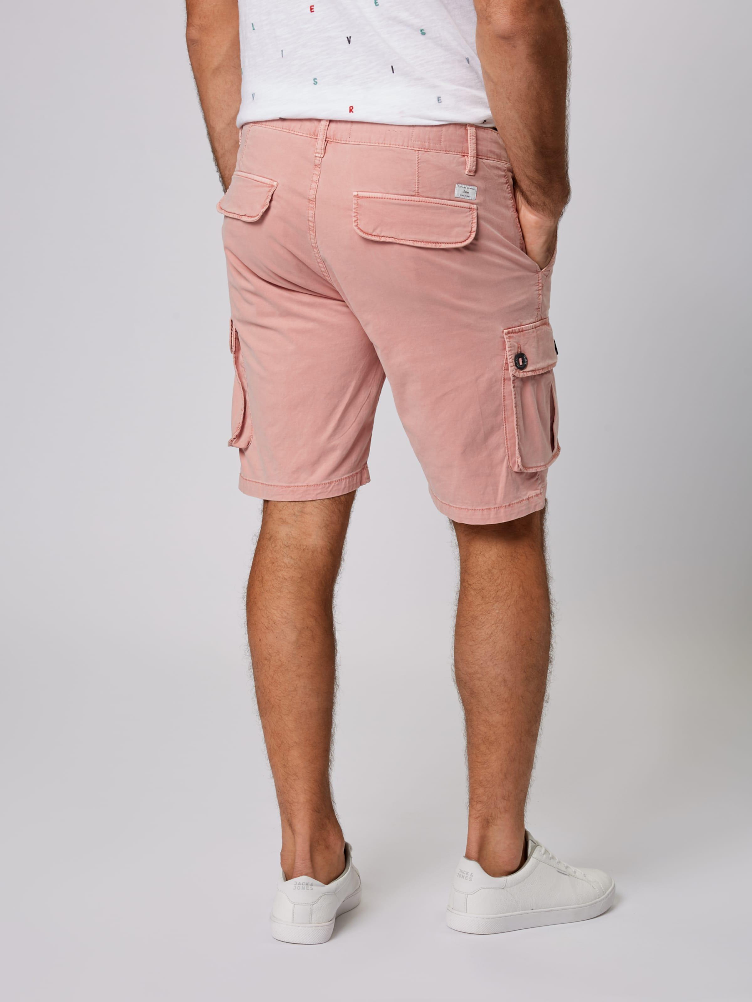 En Label S oliver Pantalon Cargo Red Rose xoedCBWr