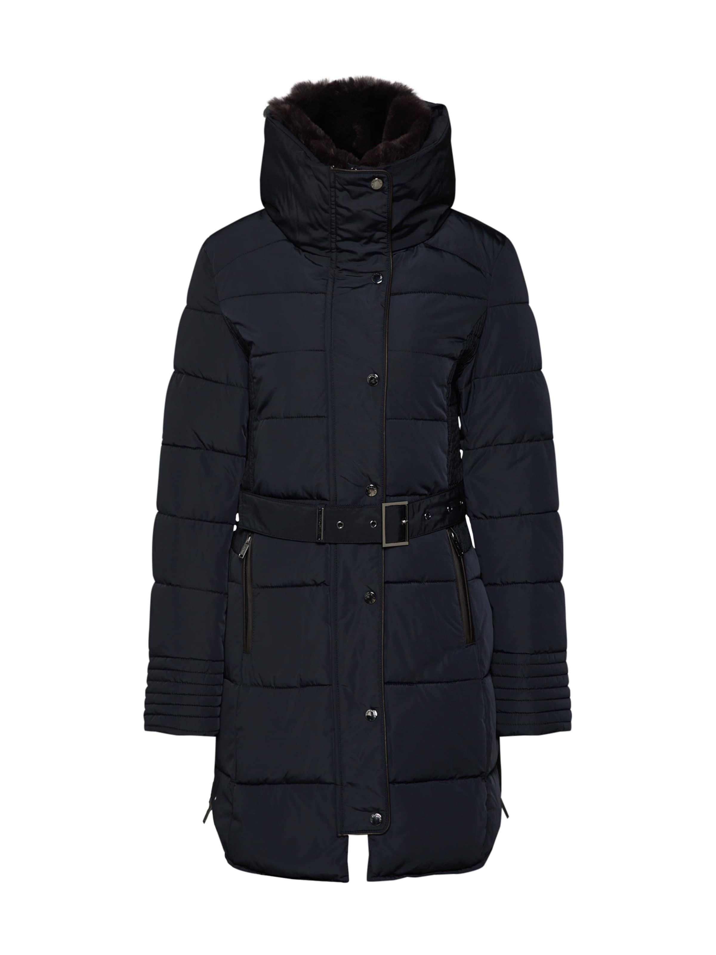 Rinoamp; Rinoamp; Pelle Pelle Mantel In Mantel Nachtblau WHY9ED2I