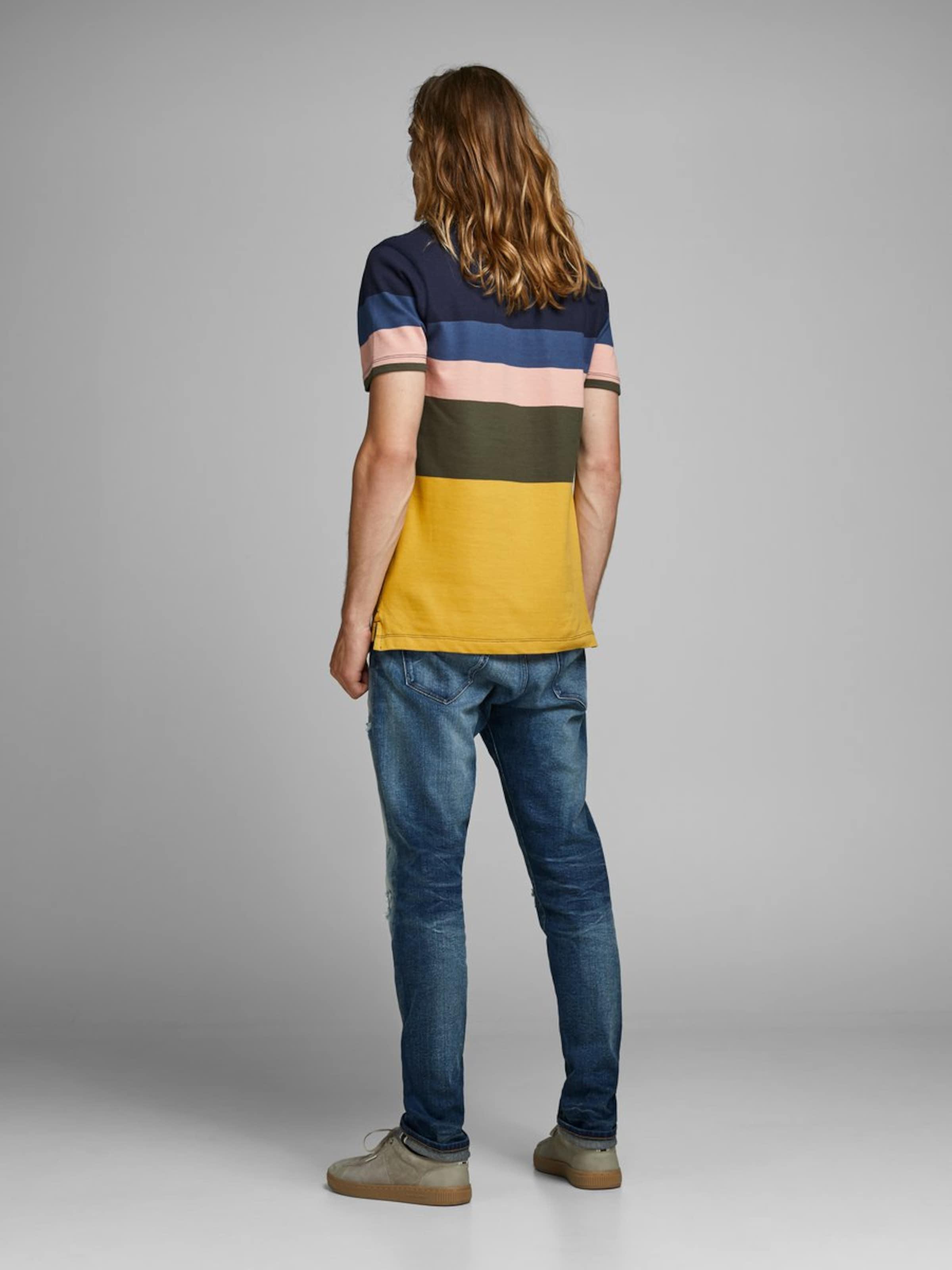 En Gris shirt Foncé T Bleu Violet CobaltBleu gris Jackamp; Jones Clair tQrxdshC