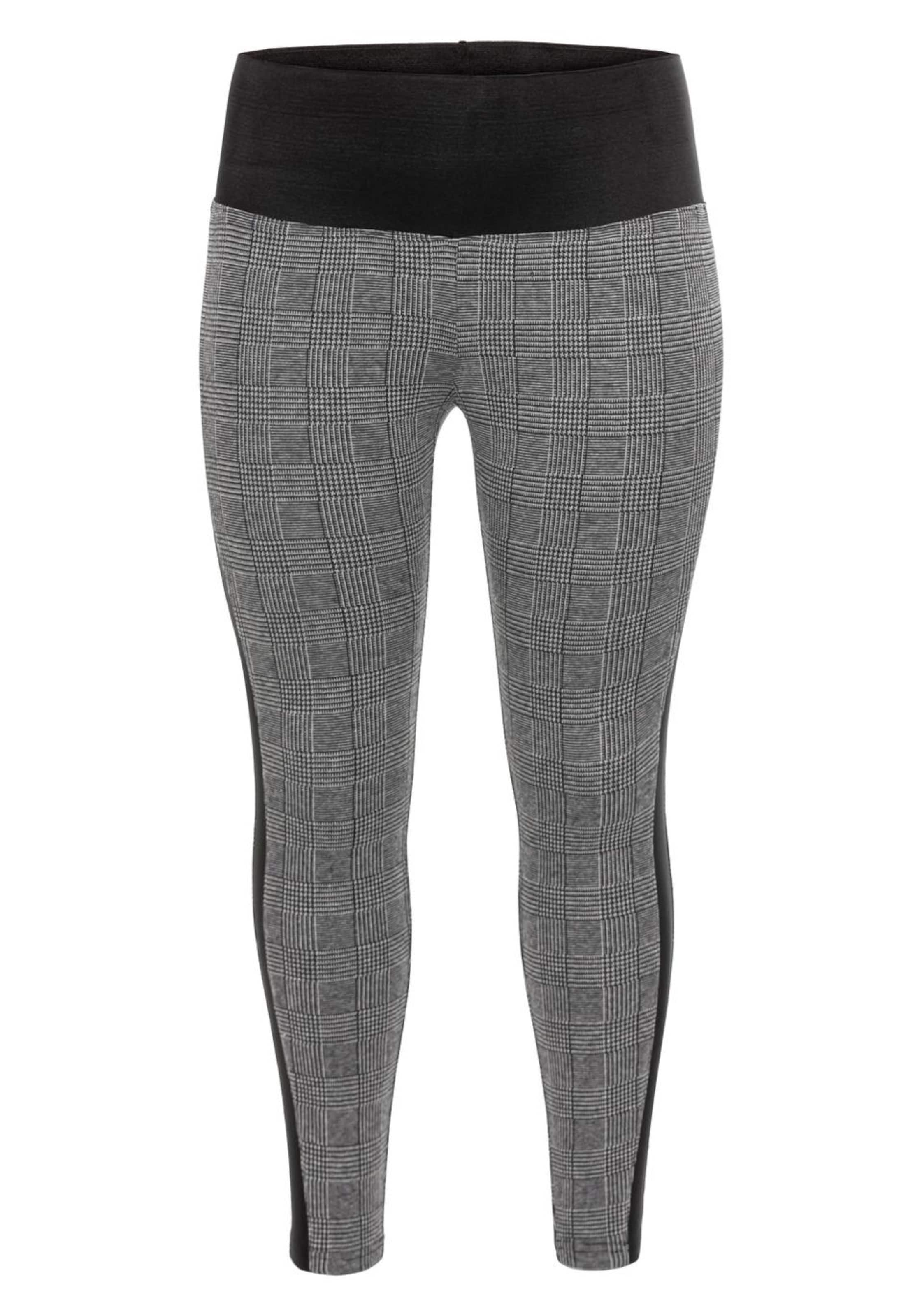 In Schwarz Leggings GrauDunkelgrau Sheego Style lu35TFK1Jc