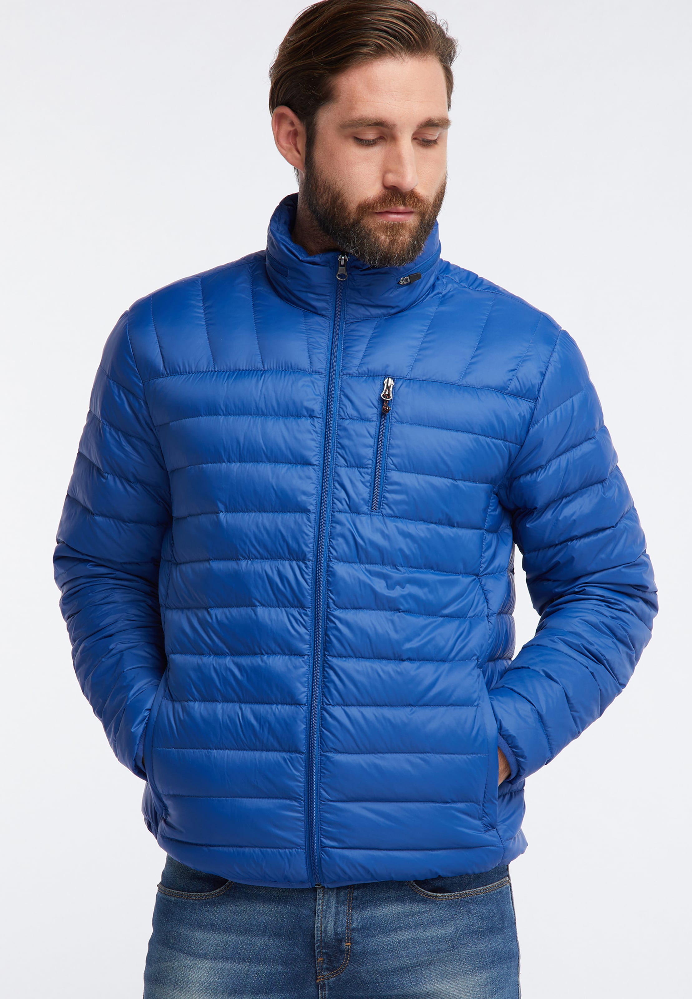 Co Bleu En D'hiver Hawkeamp; Veste rtdhsQ