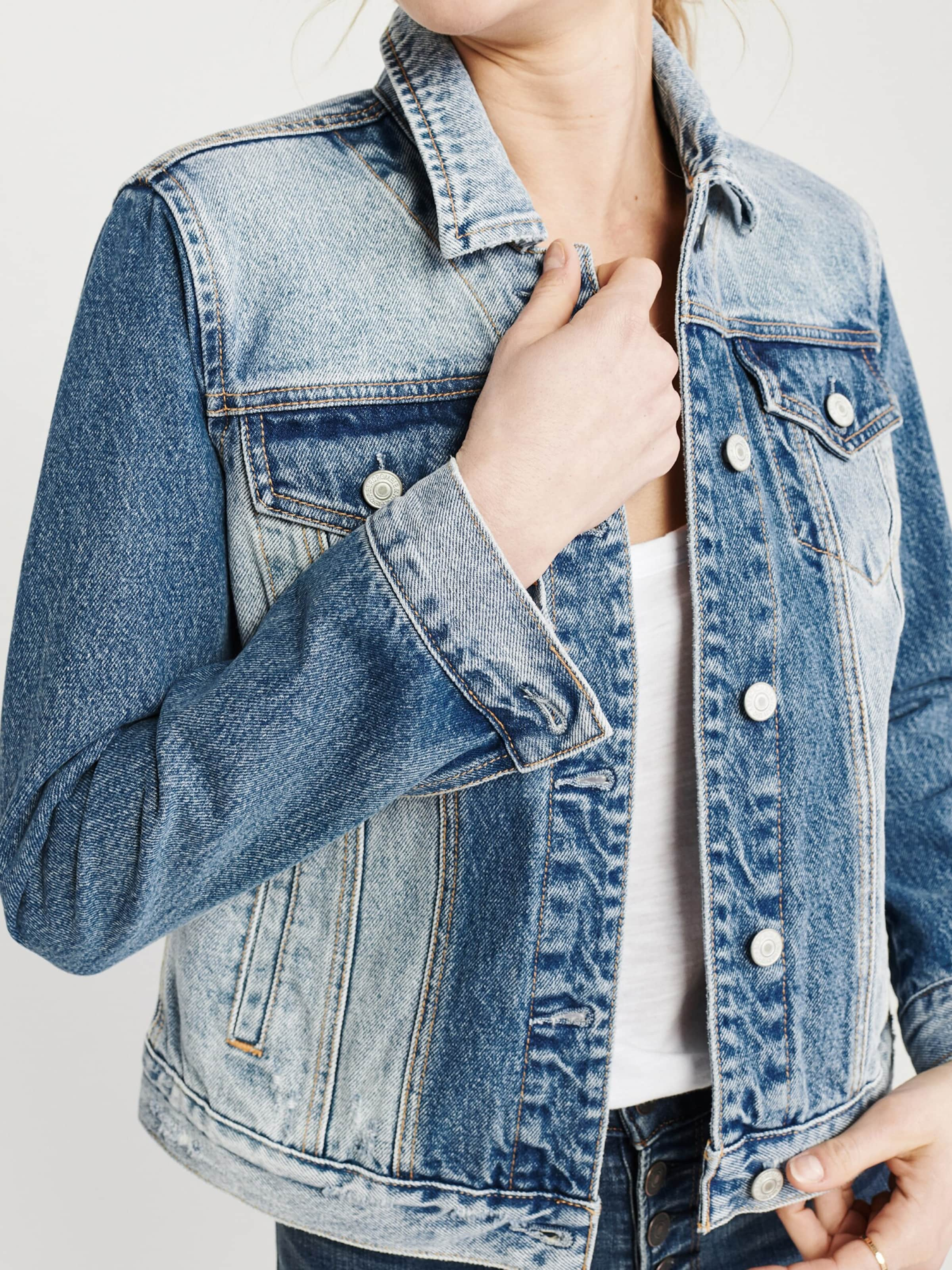 Blue Jeansjacke Fitch Denim In Abercrombieamp; eCxodrB