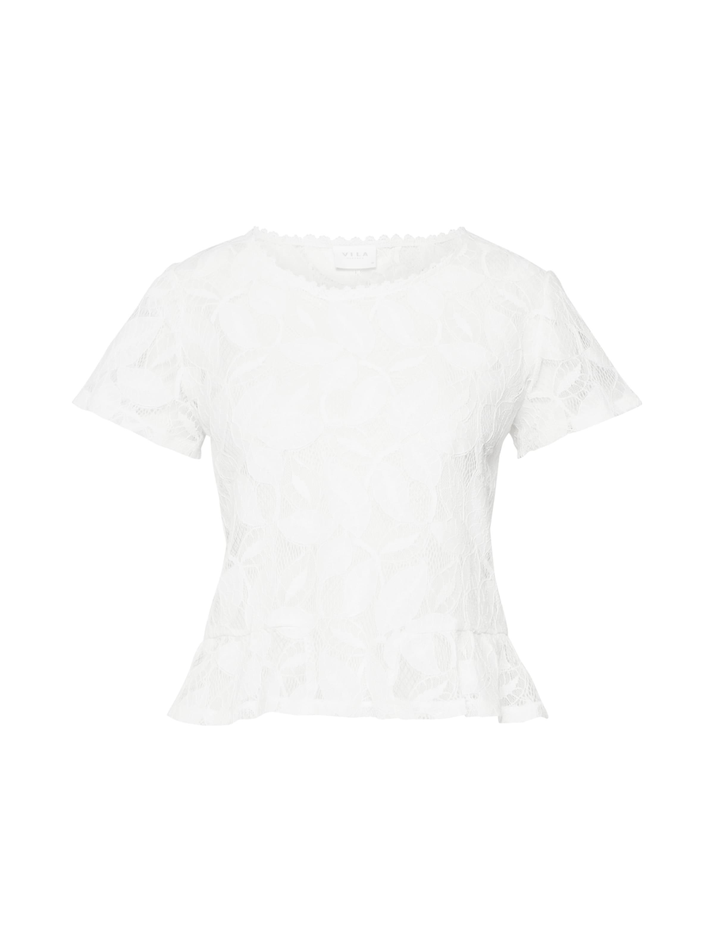 En shirt Blanc Vila T 'essole' 5A3Rj4L
