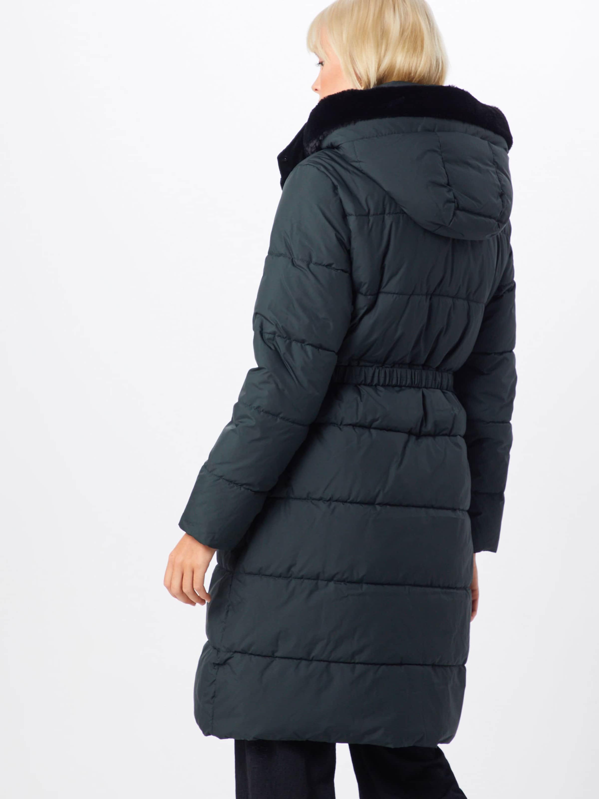 D'hiver Vert Manteau 'i WFur Trim Long Puffer Banana Hood' Republic En 0wyN8OvmnP