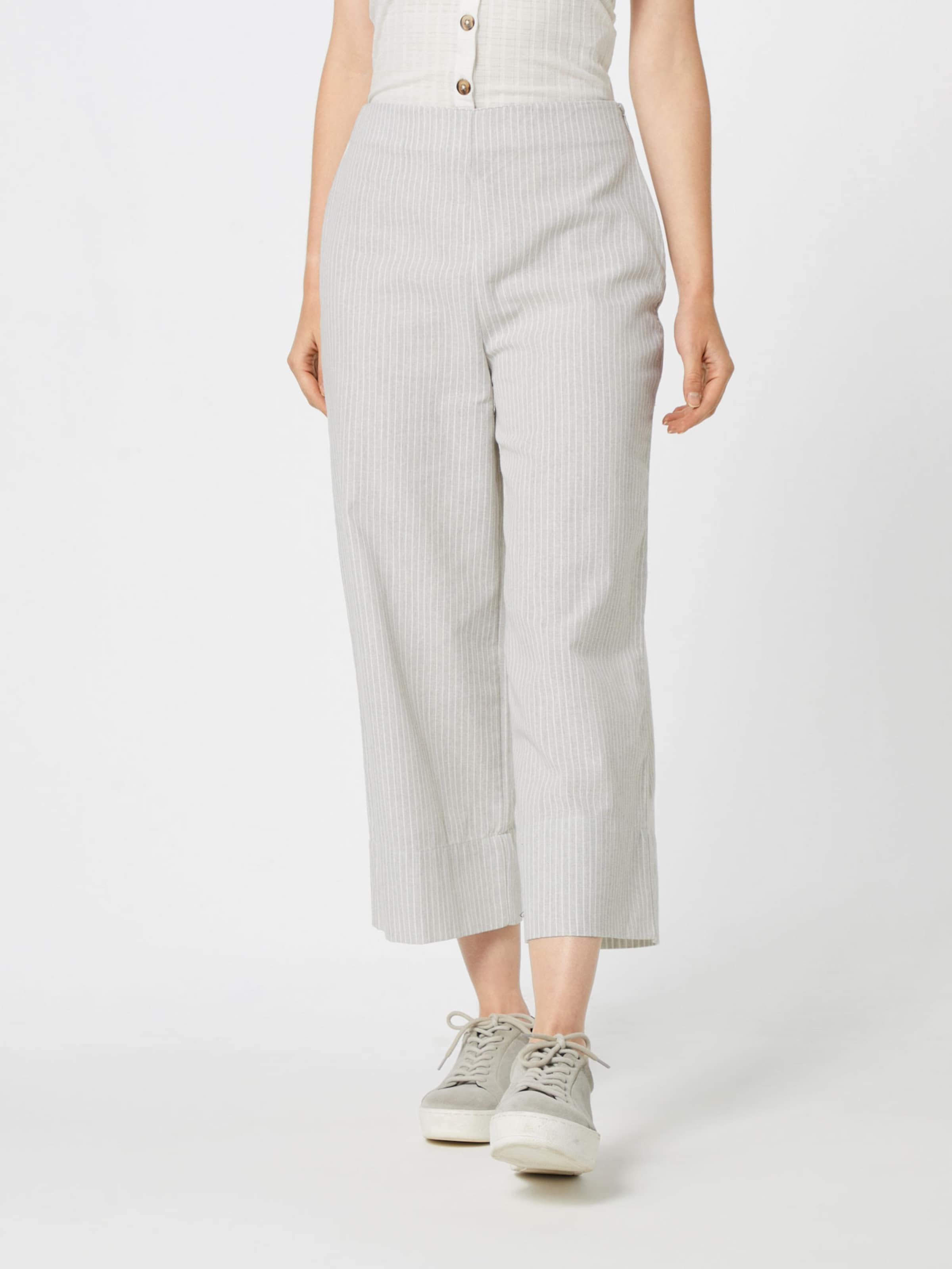 Pantalon Stripe' Clair Look 'gina New En Gris LVUqSMpzG