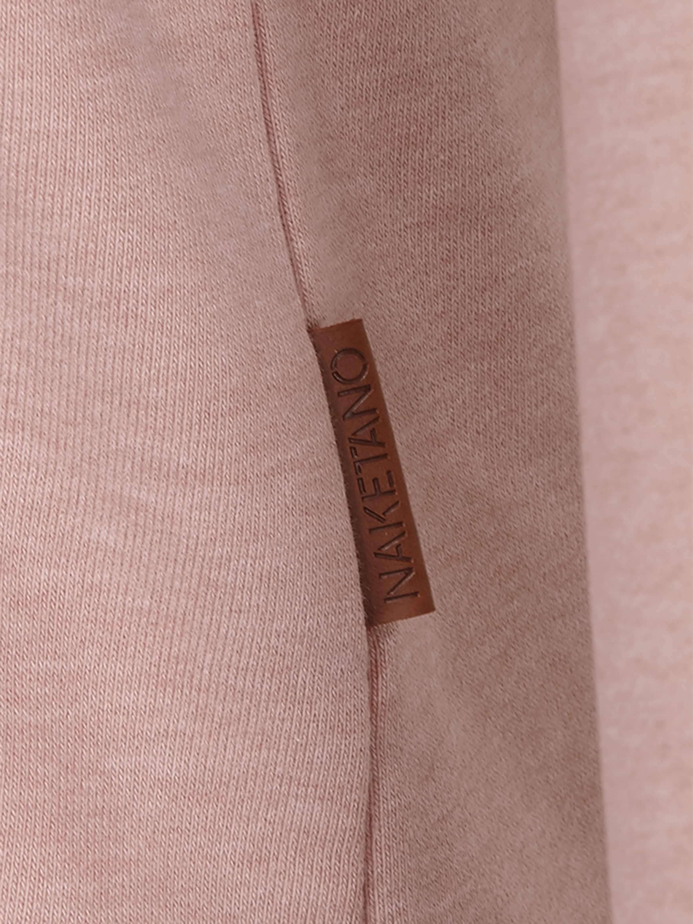 shirt Sweat Rose Chiné Naketano En wOXN8Pk0nZ