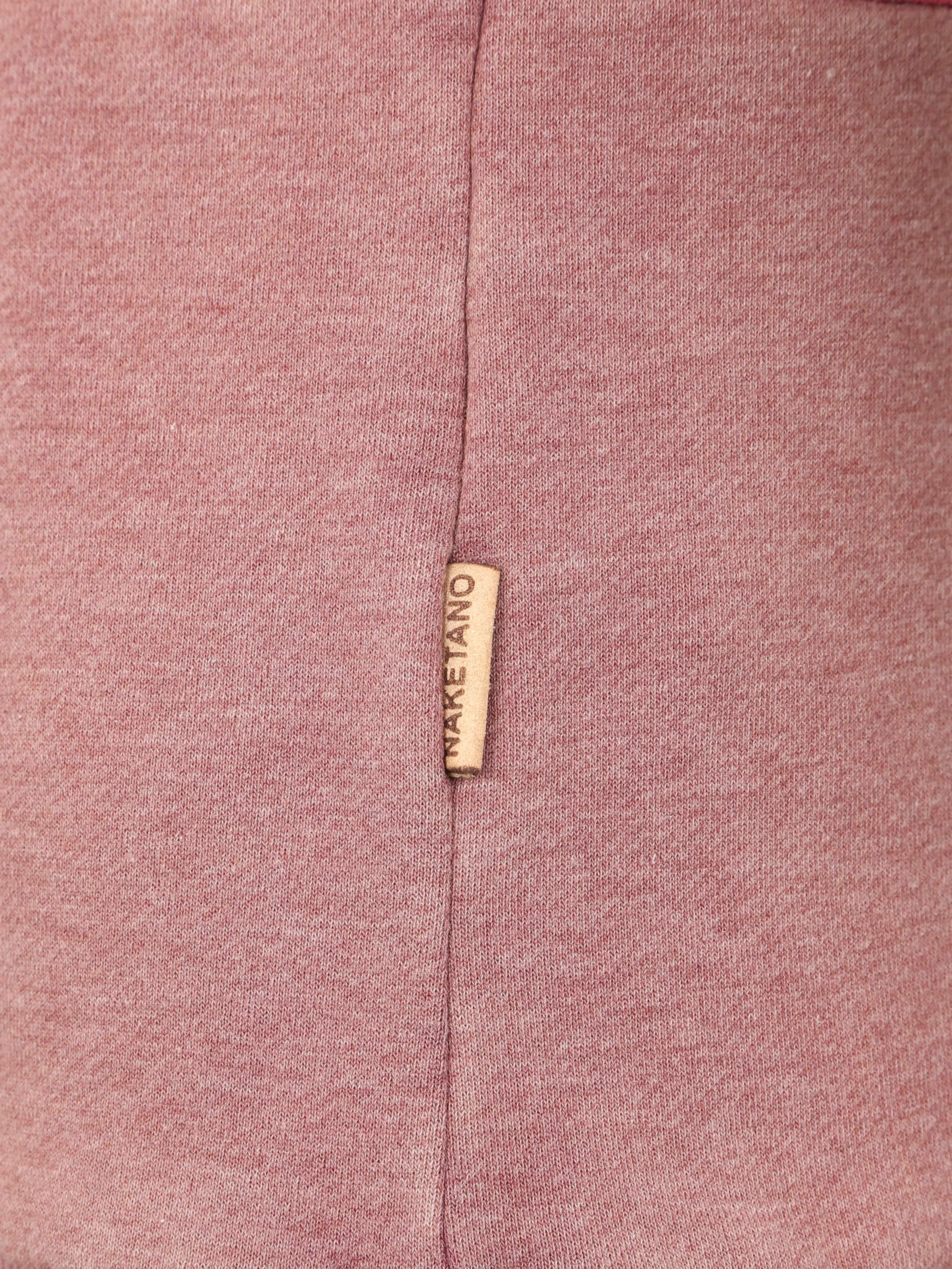 En Sweat Naketano shirt AquaBleu gris Chocolat vNnm0w8