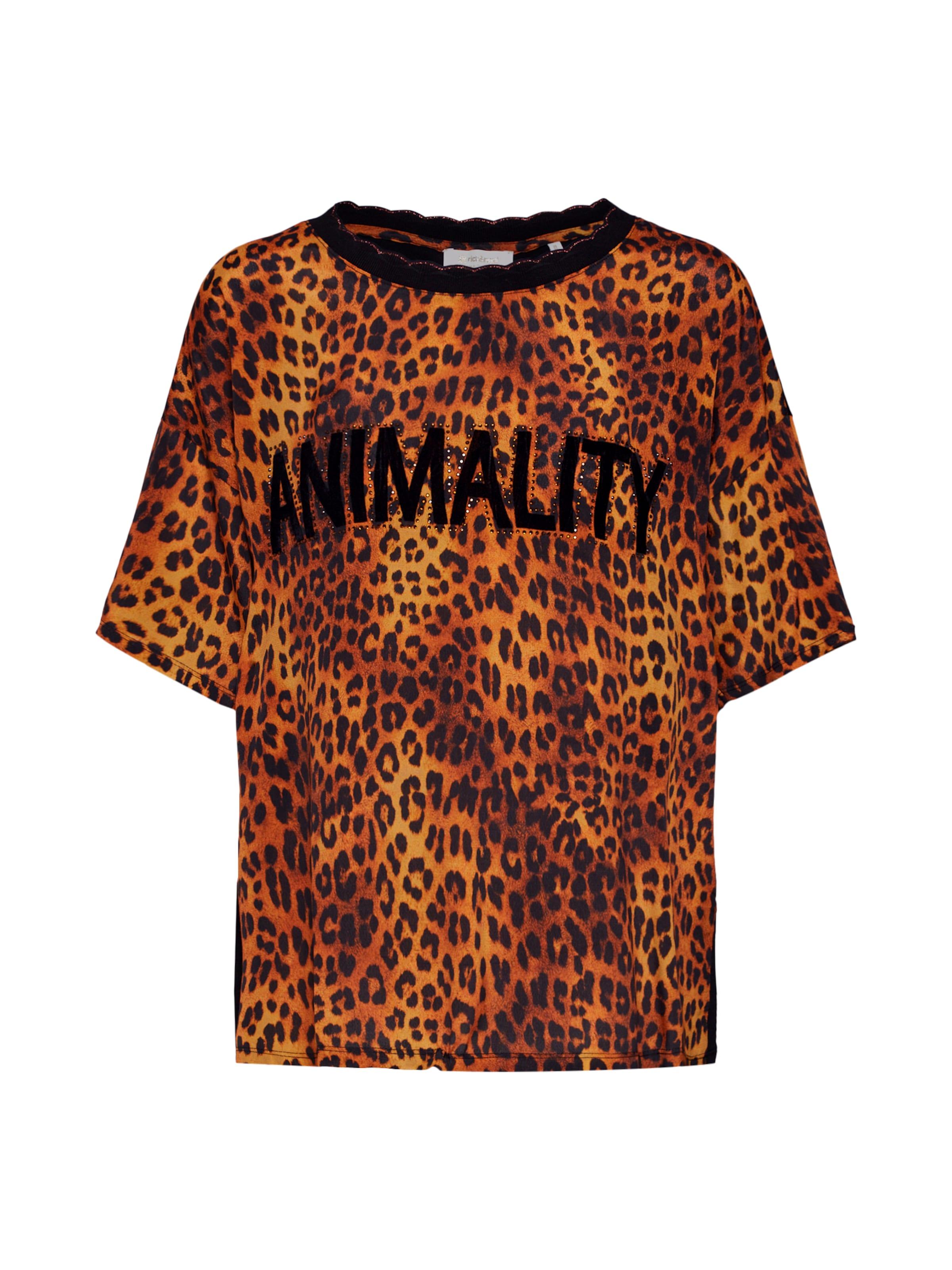 T shirt Royal En Richamp; Marron edWCxBor
