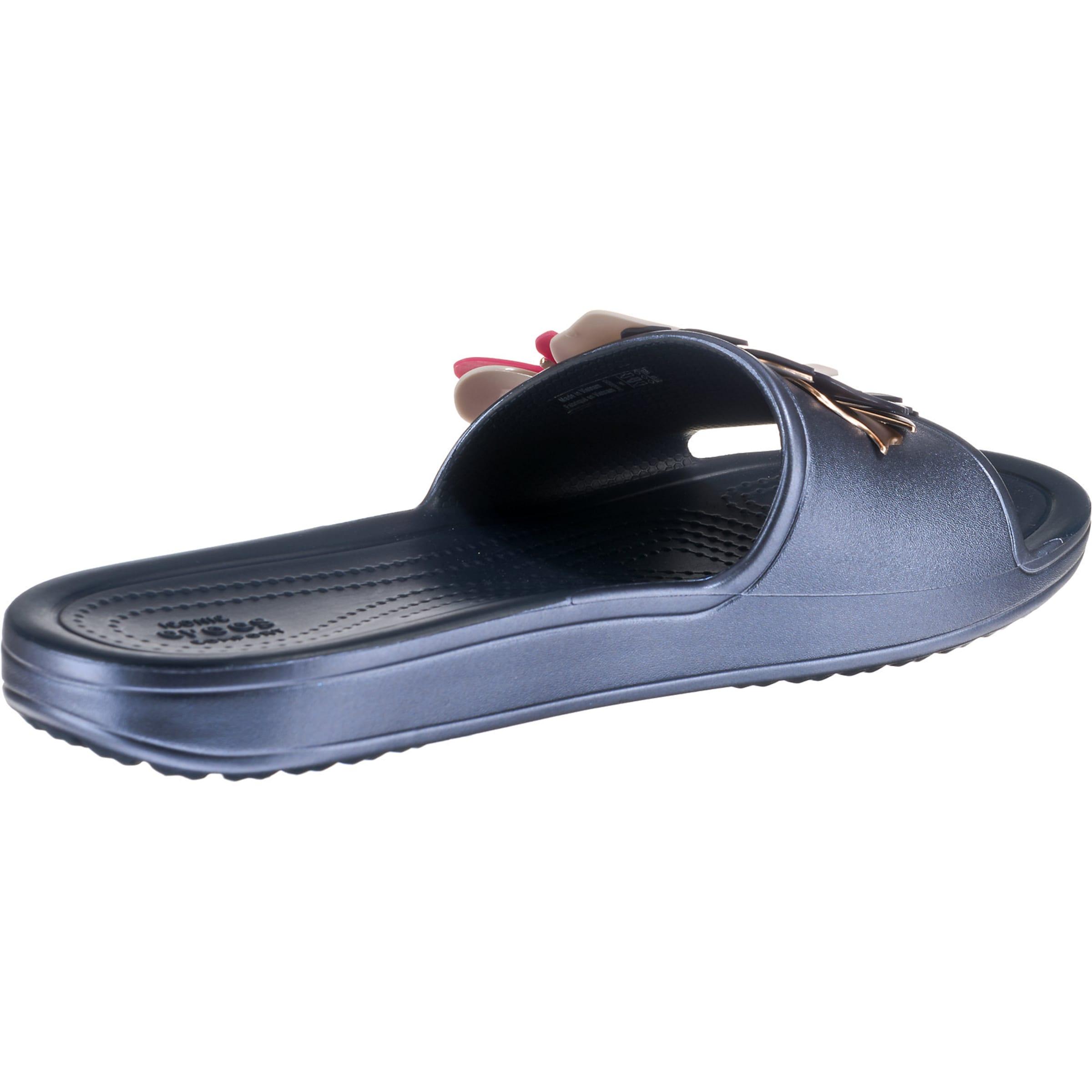 In 'sloane' Crocs Slides Crocs NavyPink I7Yfgvmb6y