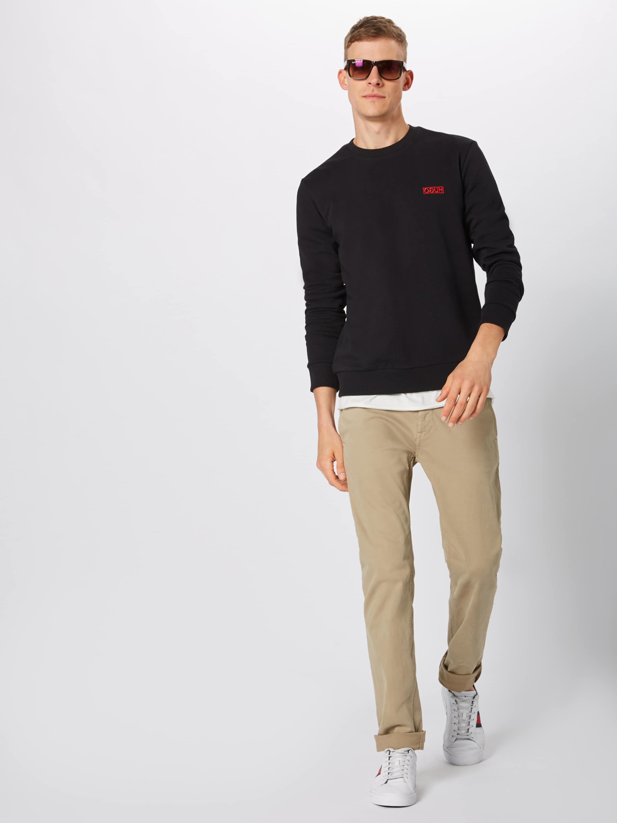 Hugo Blanc 'drick194' En Sweat shirt WHIED92
