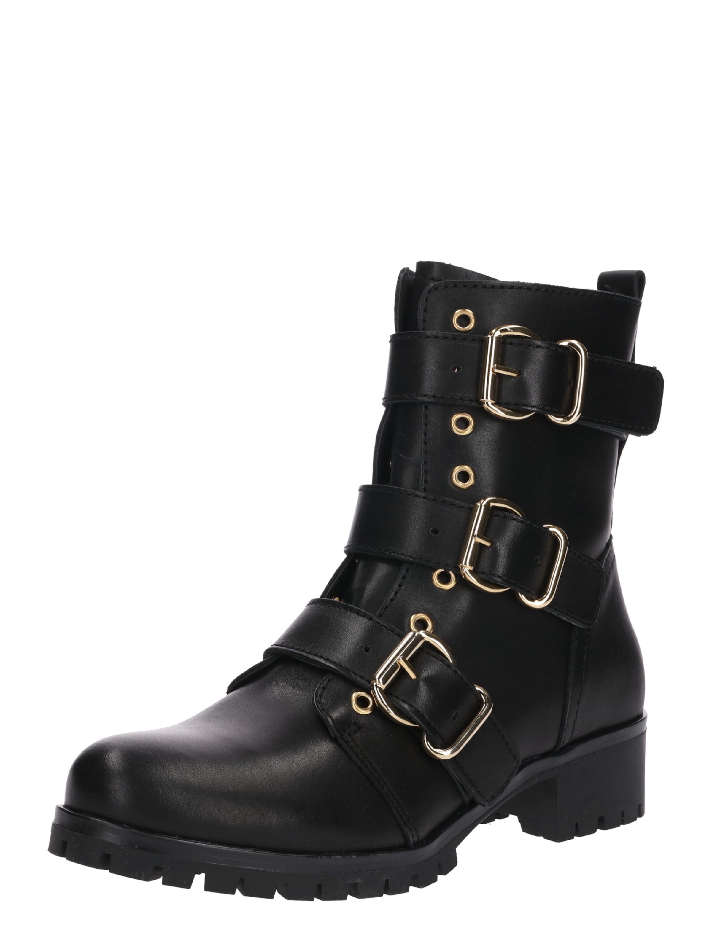 Bullboxer Boots Bullboxer Noir En Boots roCxBWde