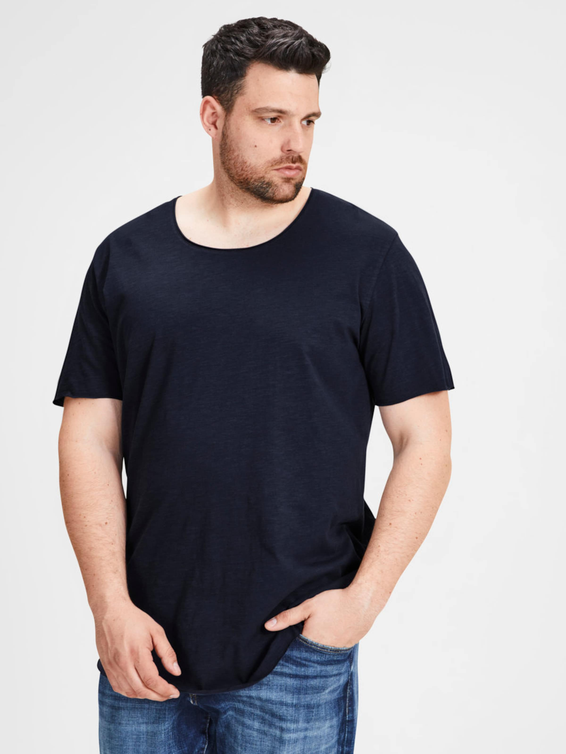 Jackamp; shirt T In Jones Nachtblau WDIYeE9bH2