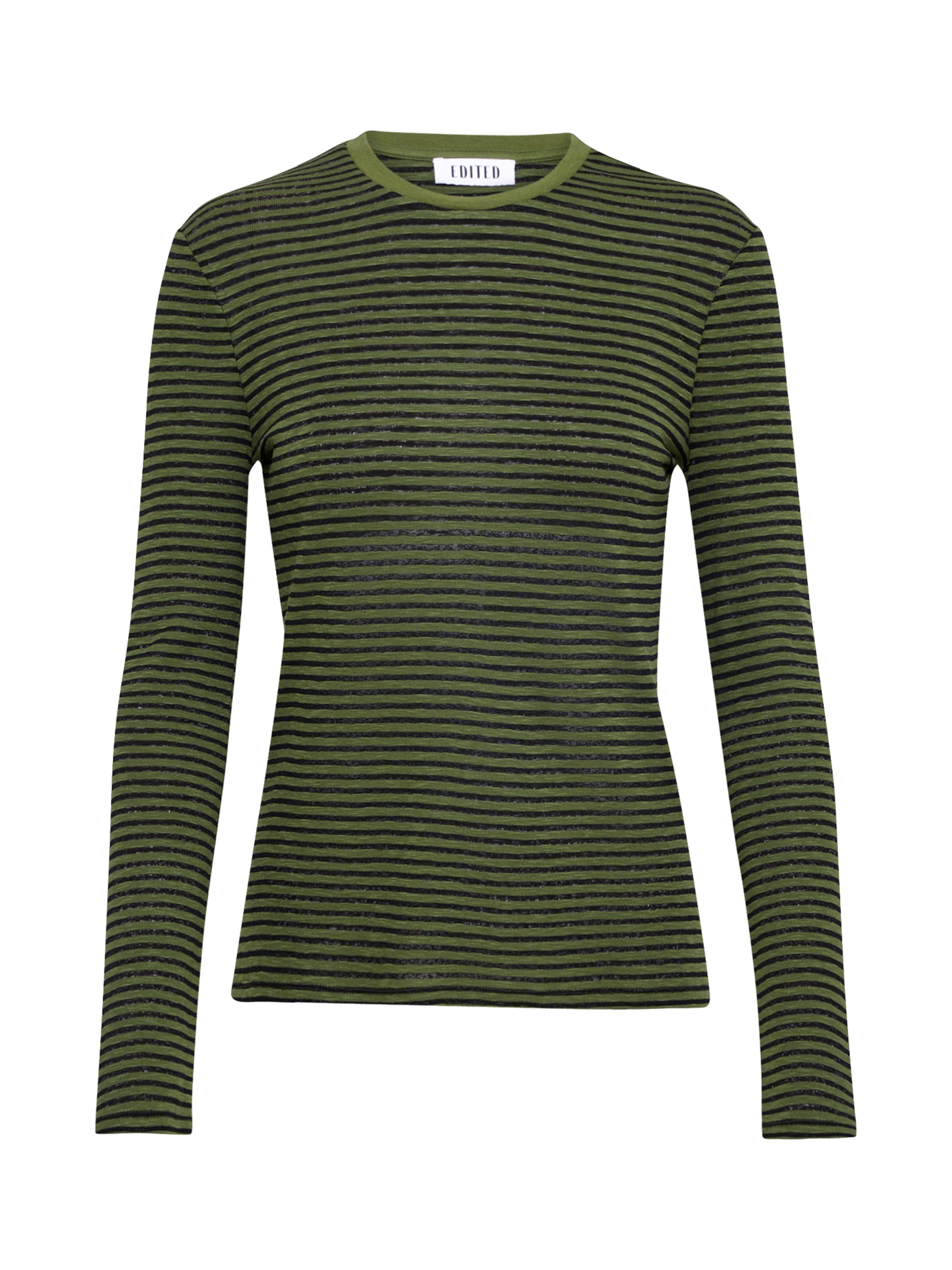 Edited shirt En T Noir 'jenna' wvNnOm80