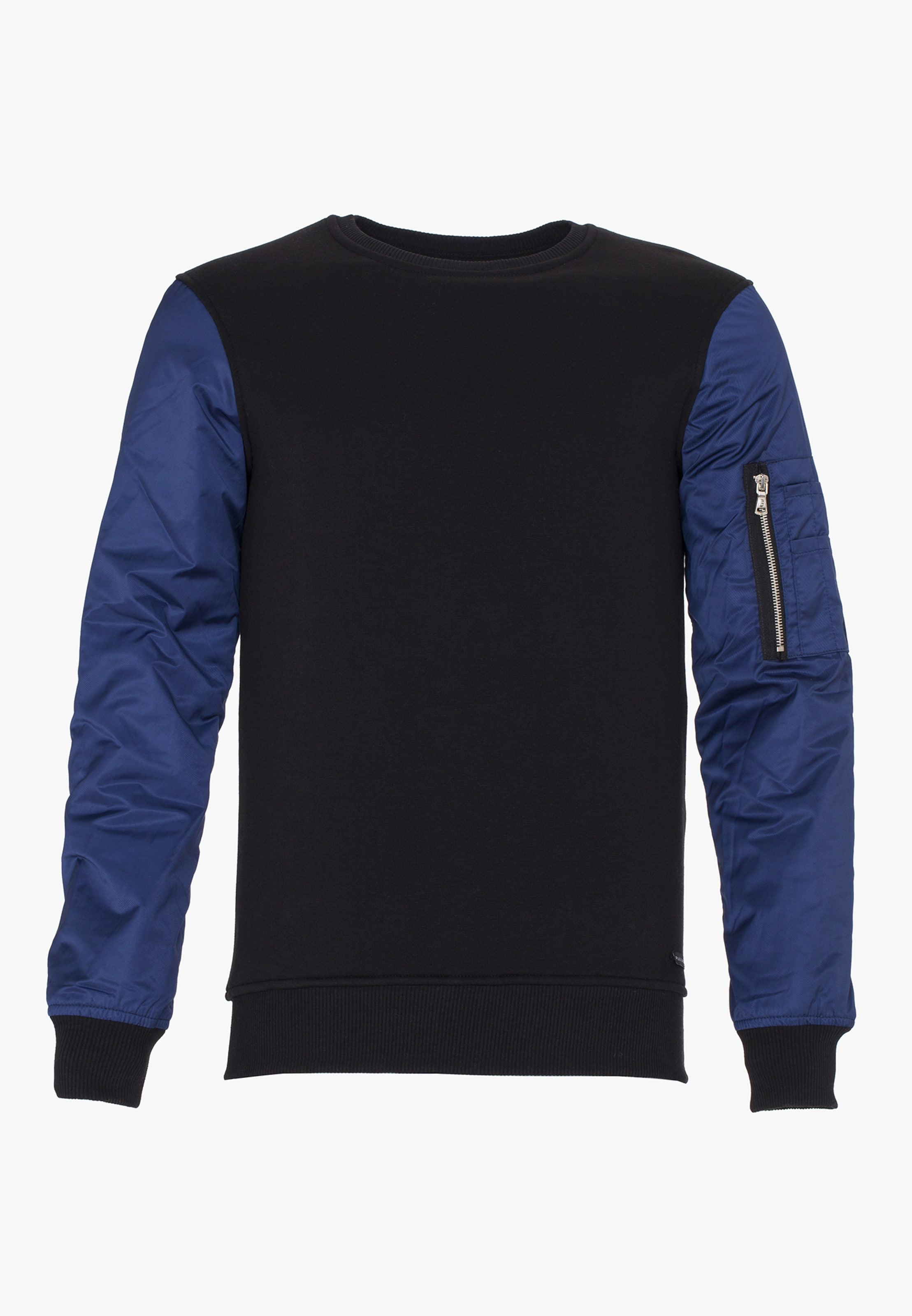 shirt Cassé Eighteen Plus BleuBlanc Sweat En ikXwZuTOP