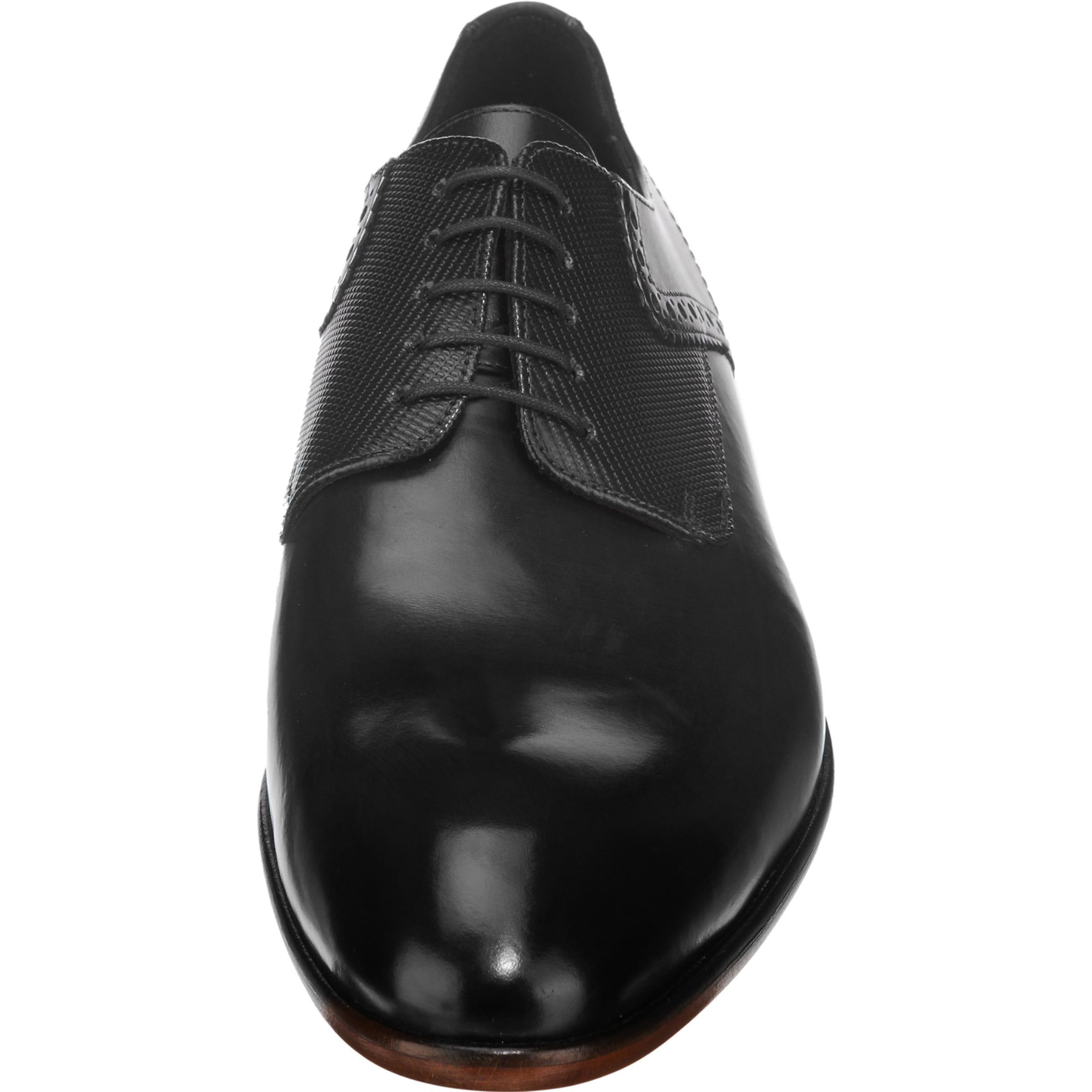 'oakland' Lloyd Lacets Noir Chaussure En À N0vwmn8O