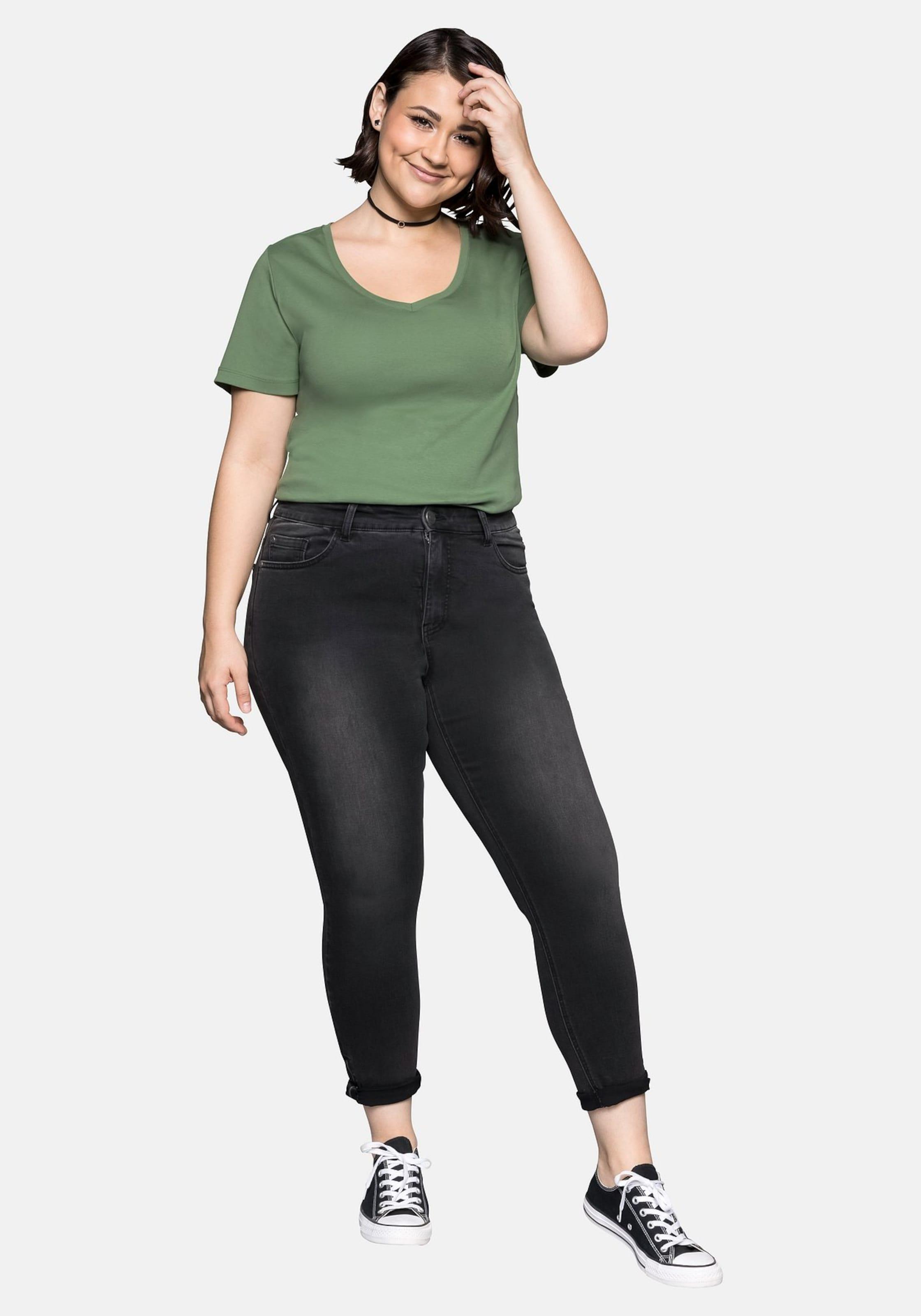 Black Jeans Denim Jeans In Black Sheego Sheego Jeans Sheego Denim In Denim shrQdtCx