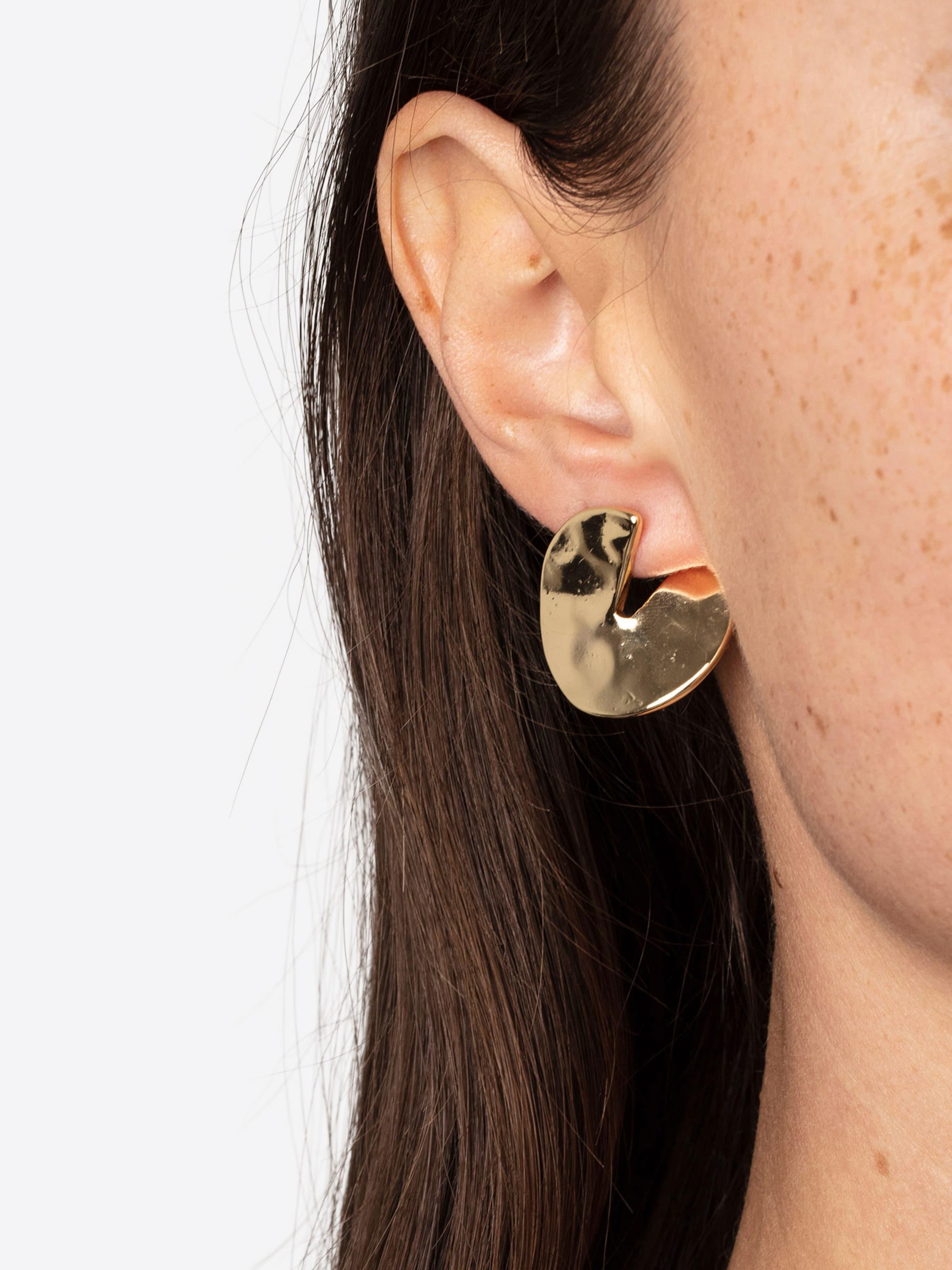 D'oreilles En Pilgrim Boucles 'earringsCynthia' Argent JTFu3lK1c