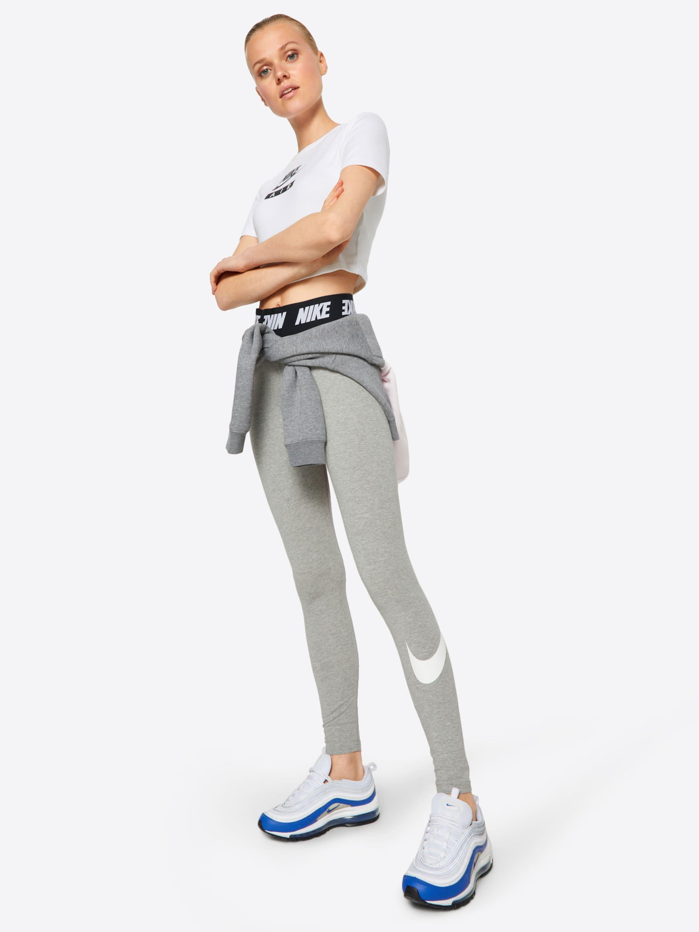GrauSchwarz Nike Leggings Weiß In Sportswear mv0ONw8n
