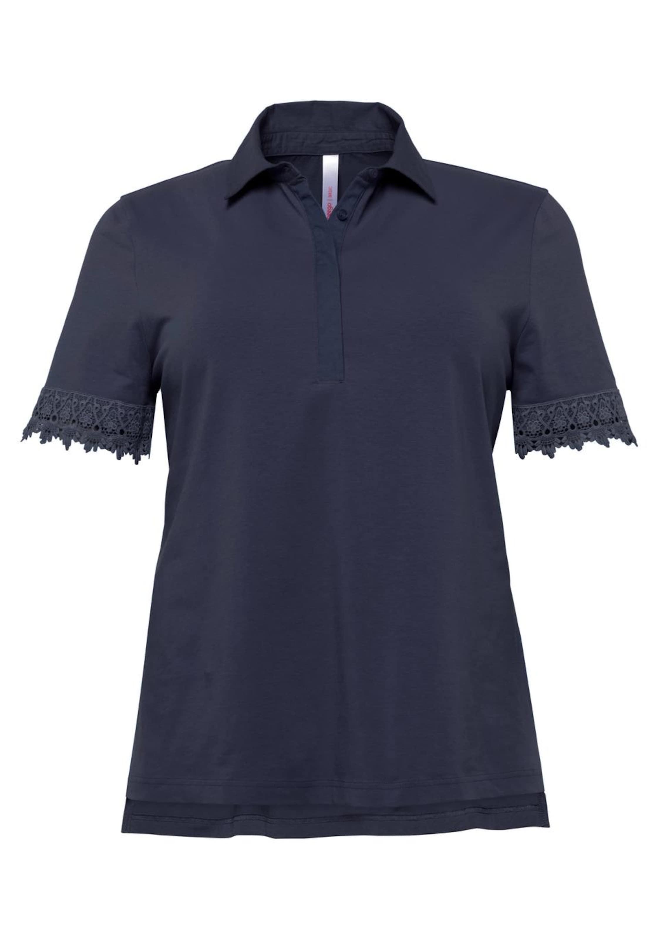 001eb282fb49 Casual T shirt Sheego Marine In PiOXwTkZu