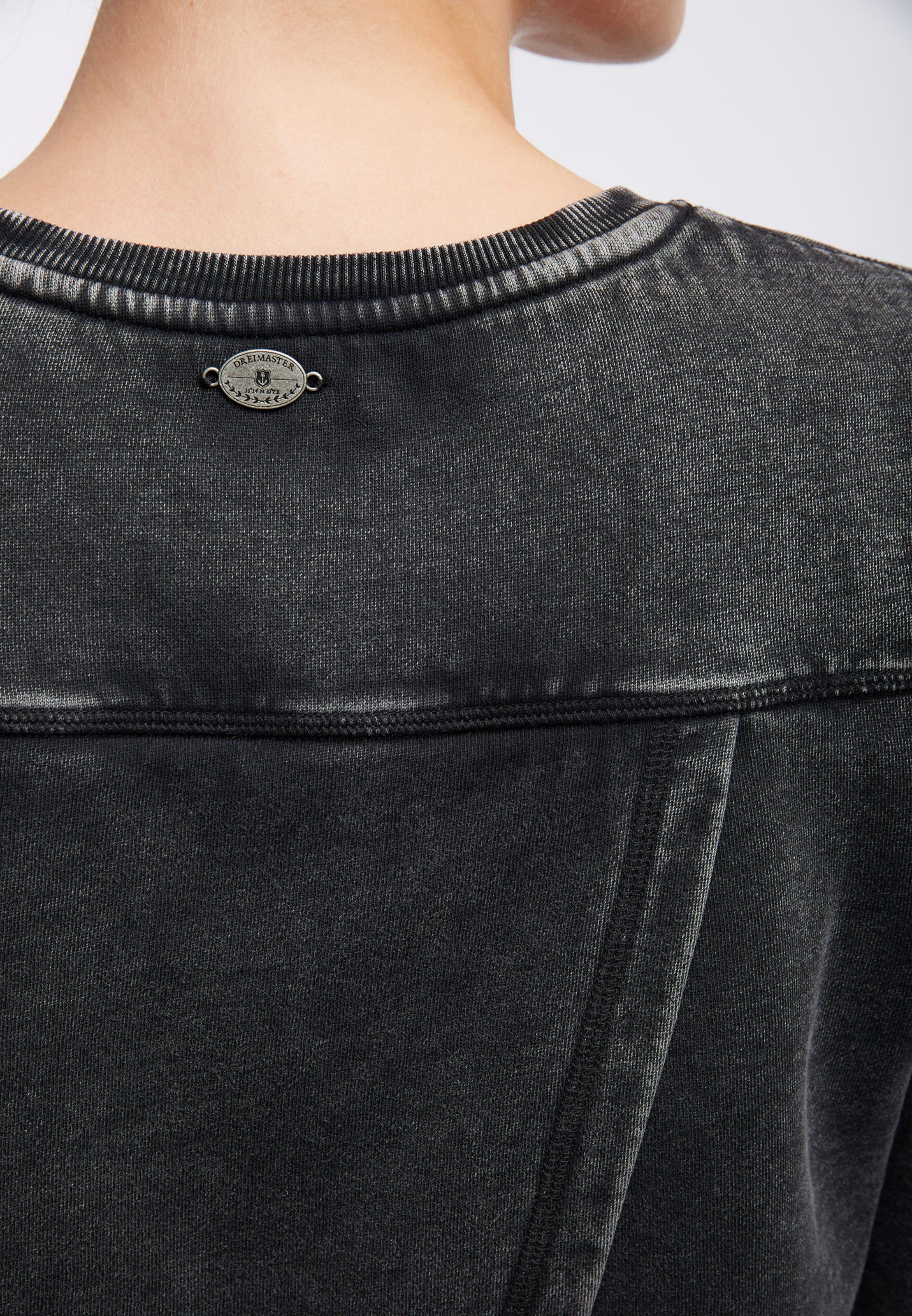 Sweat shirt Violet Dreimaster Bleu En rdxtQohCsB