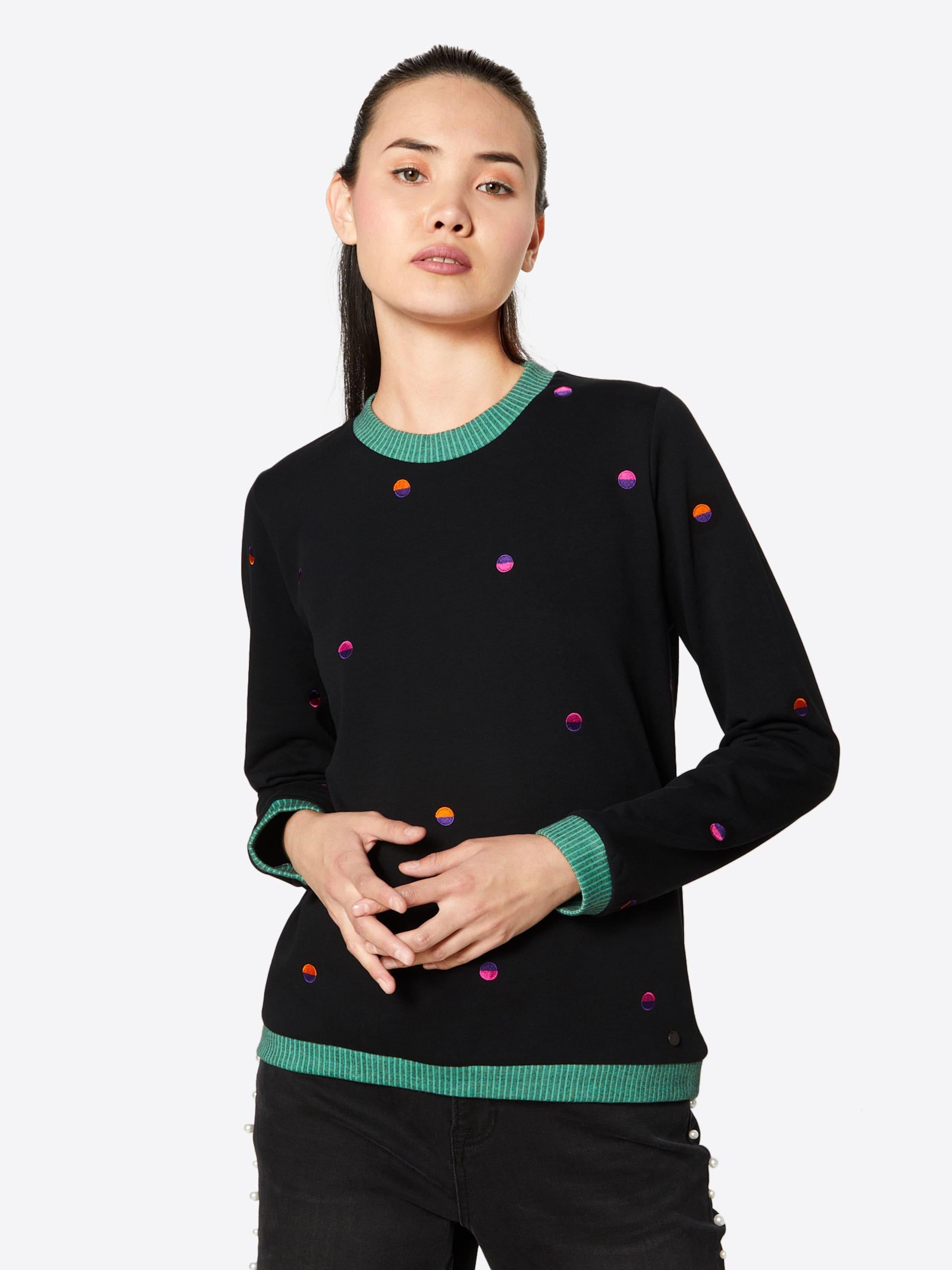 shirt Vert Sweat PastelNoir Nümph 'ivara' En fv6gyIbY7m
