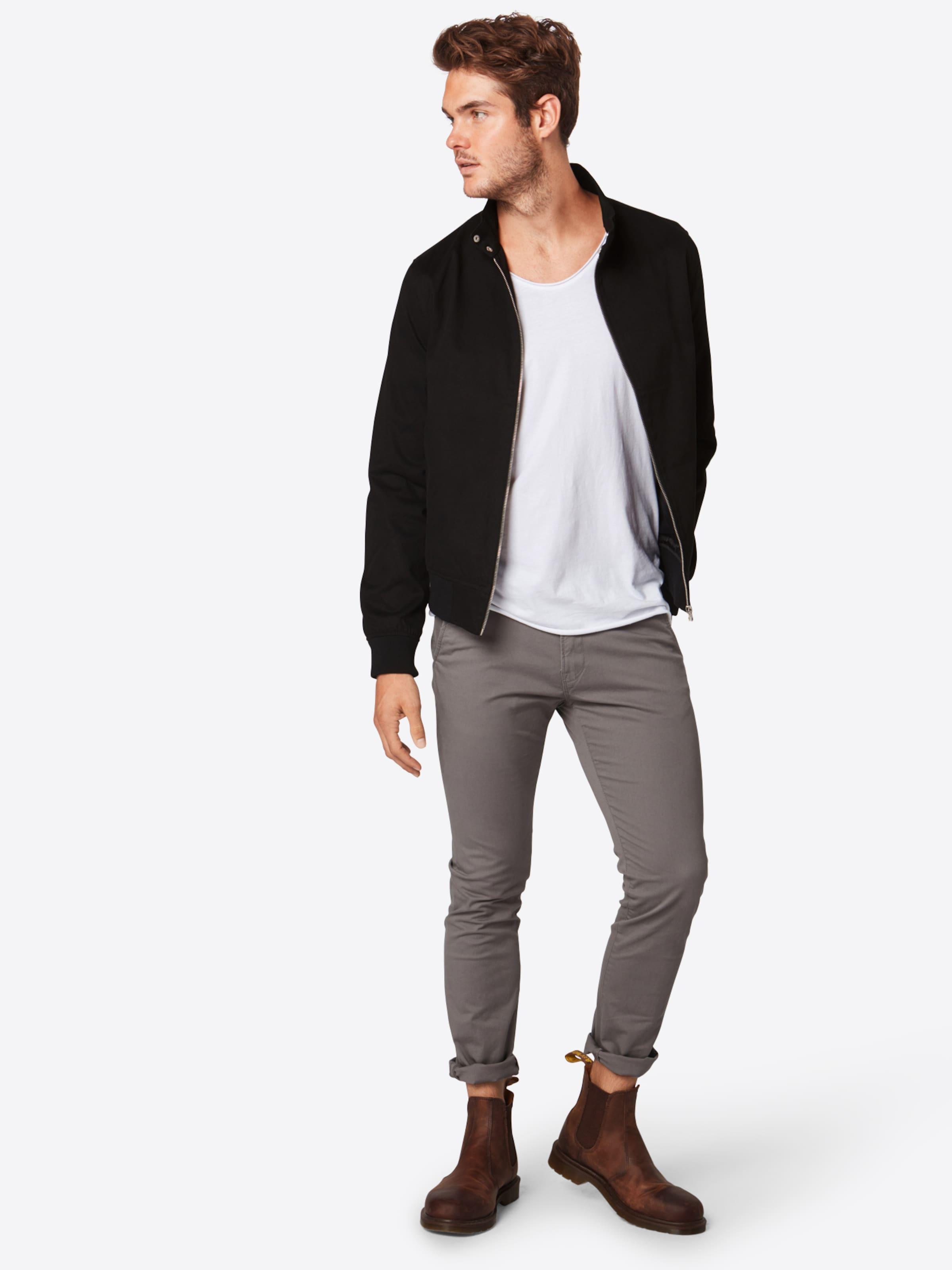 Pantalon En Tom Denim Noir Tailor Chino vNnw8m0