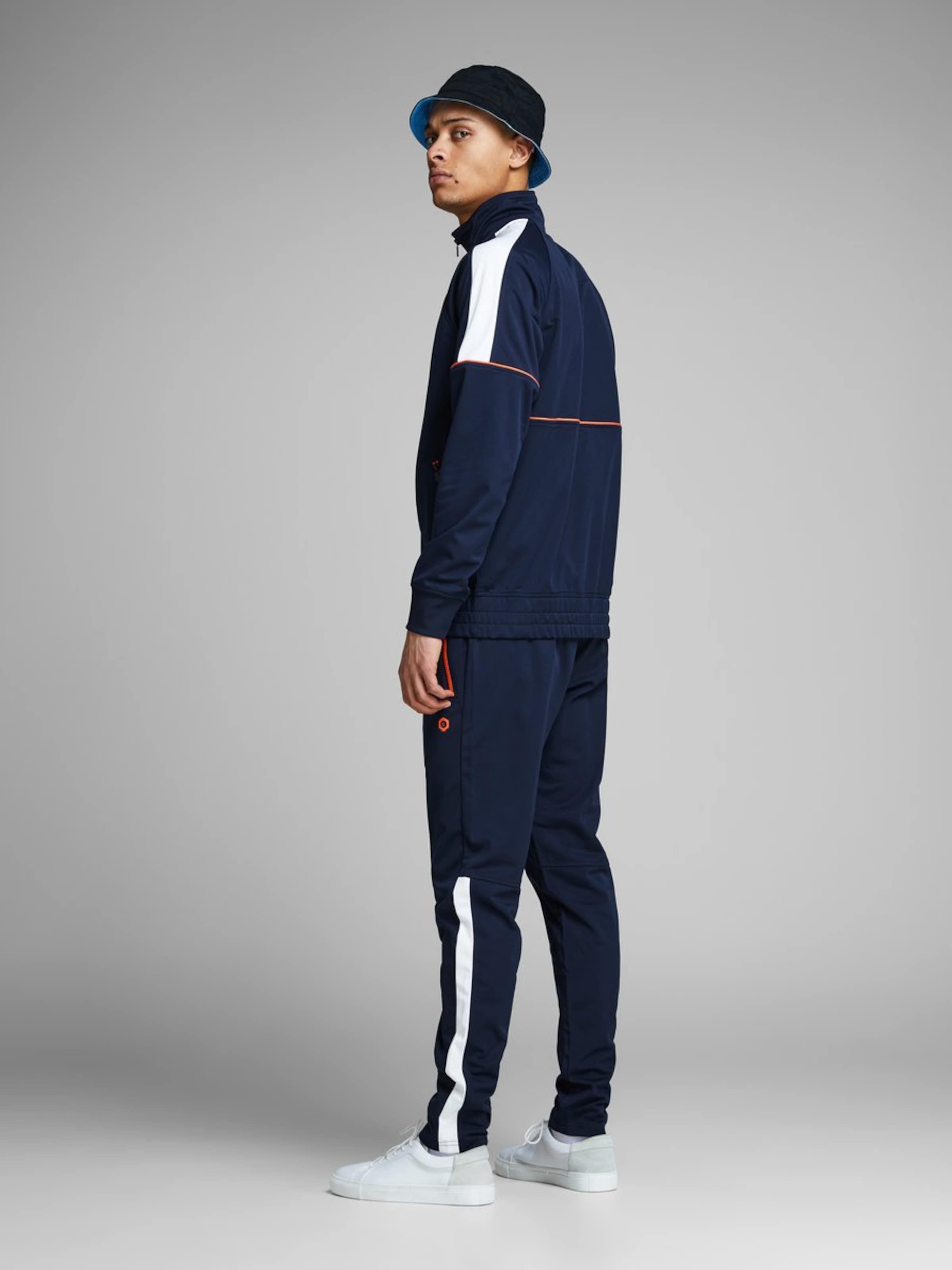 Pantalon En Blanc Jones Bleu Jackamp; NéonNoir CtsxhQrdB
