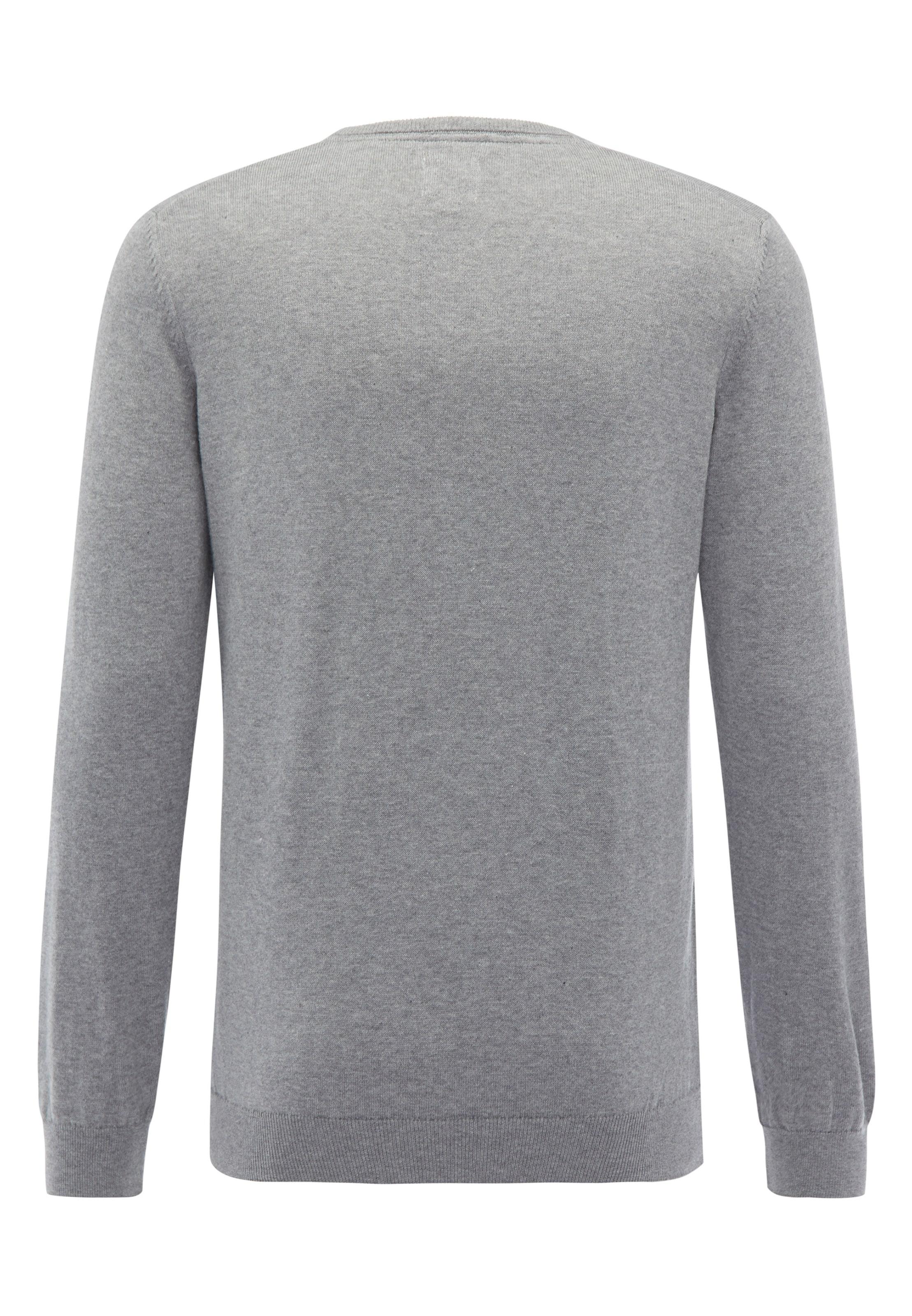 Sweater Graumeliert Mustang Mustang Sweater Graumeliert Sweater In In Mustang f6Yb7yg