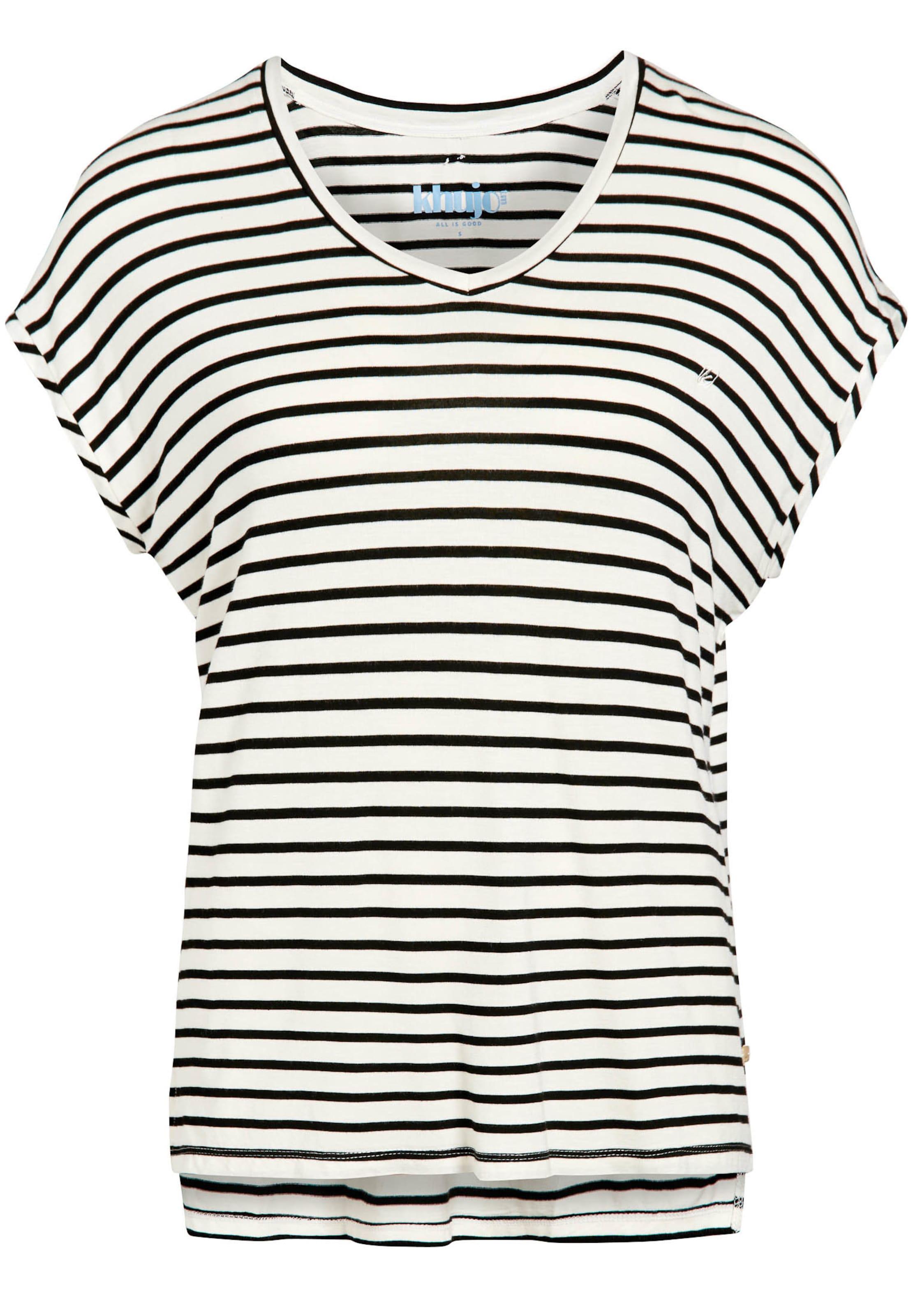 T NoirBlanc shirt En Khujo 'airlia' O8n0XwPk