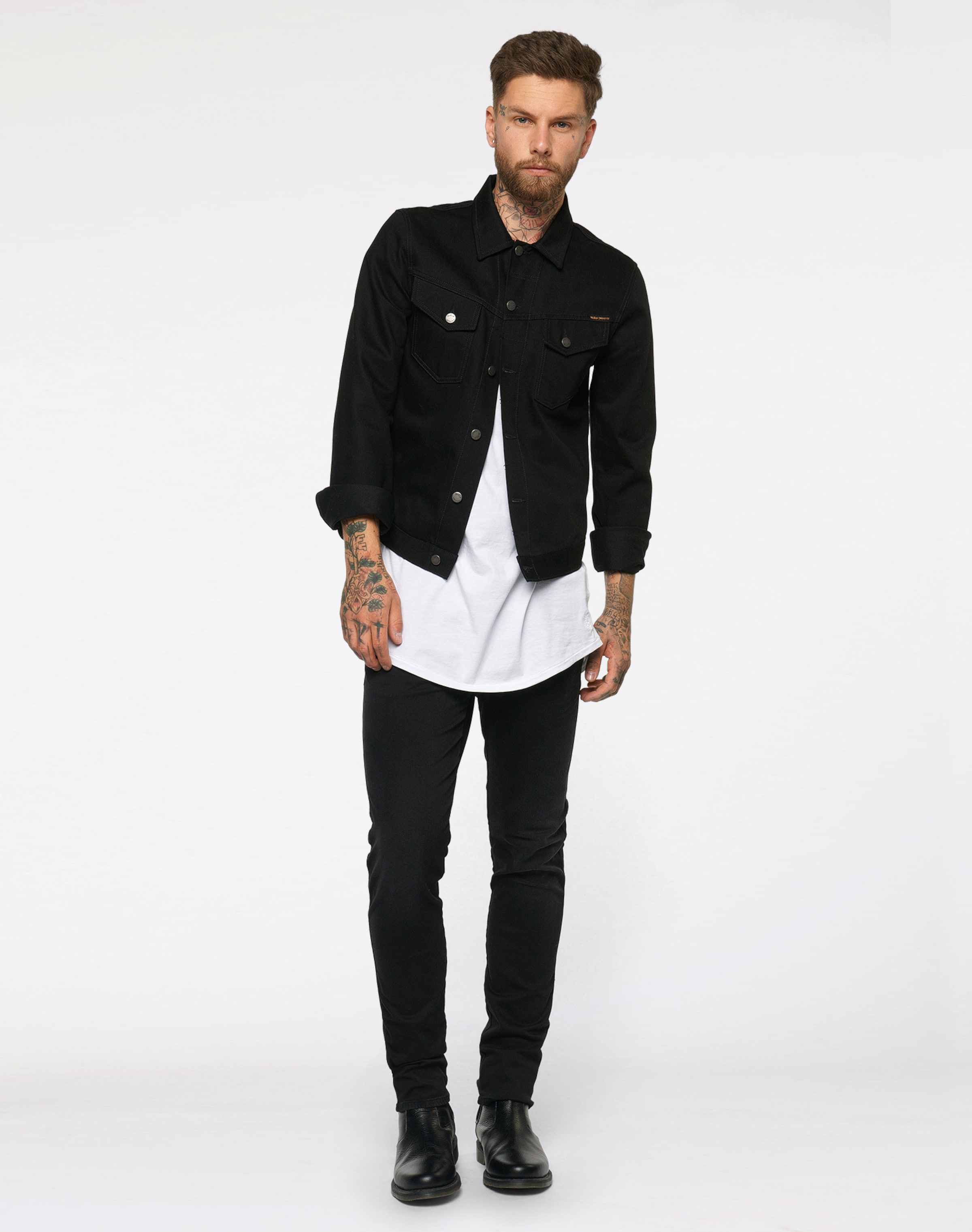 En Denim Replay 'anbass' Jean Noir oeWrdQCBx