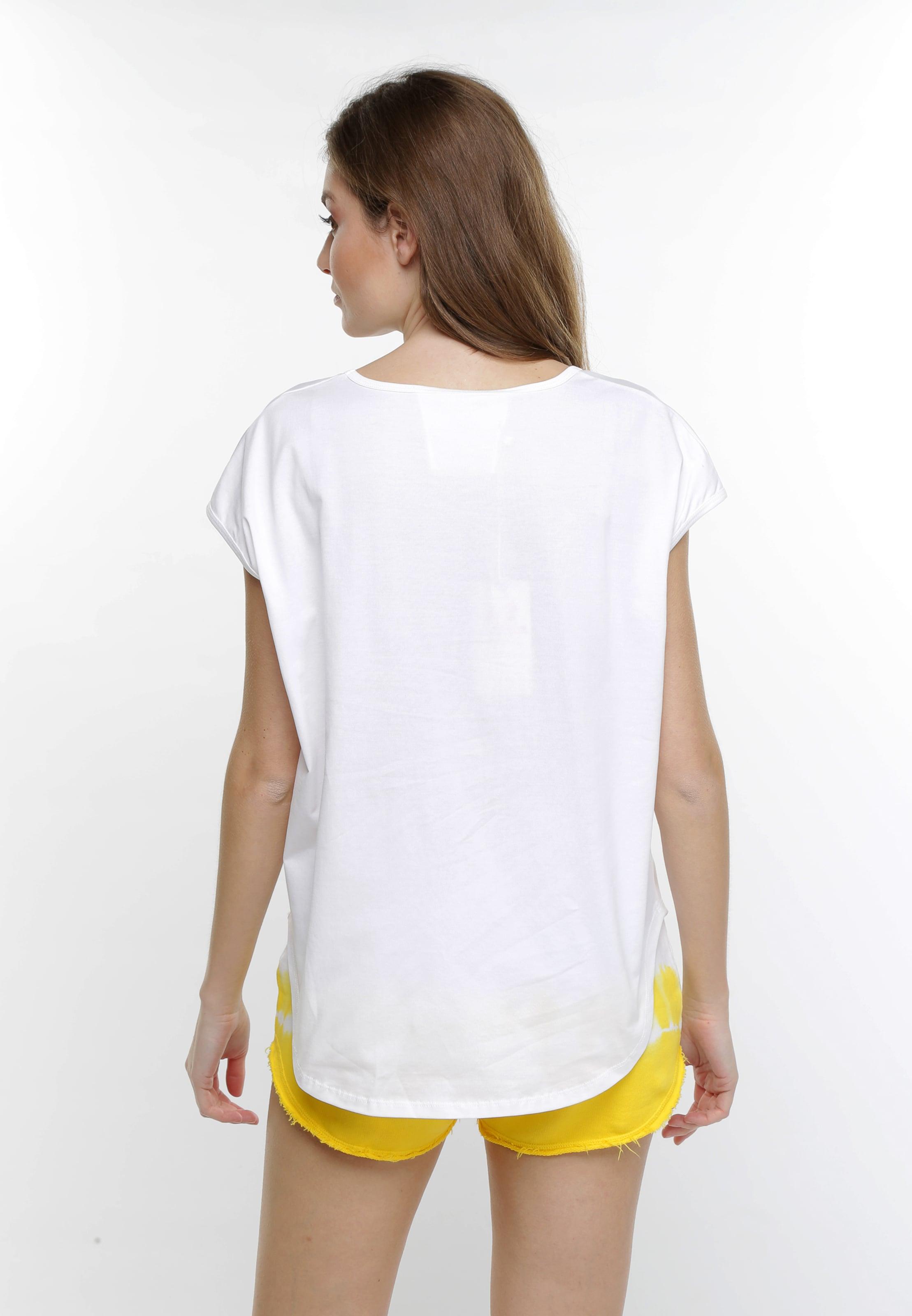 Shirt Gwynedds 'milly' Shirt 'milly' In Gwynedds Gwynedds PinkWeiß In Shirt PinkWeiß y7bgY6f