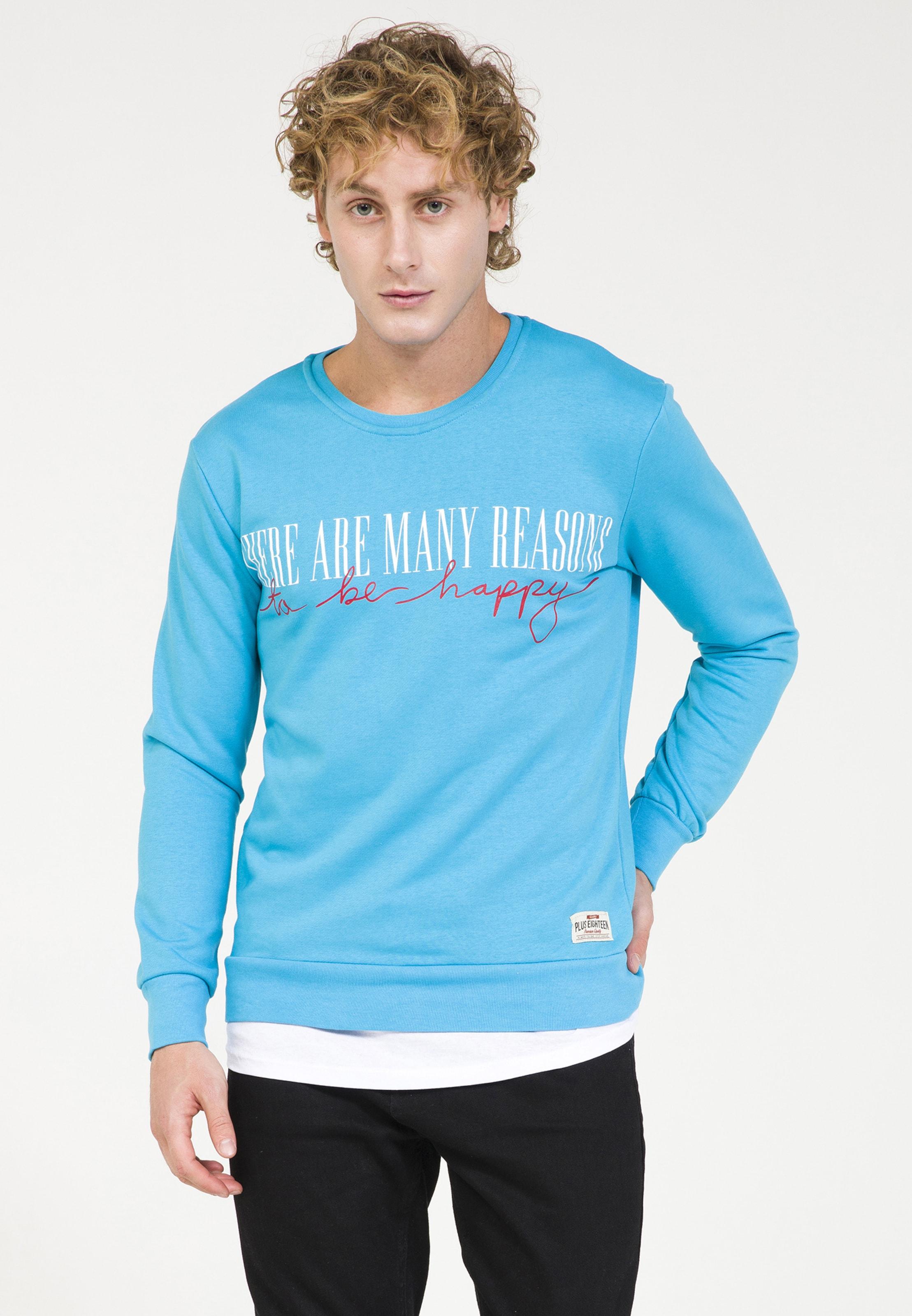 shirt Eighteen Marine En Sweat Plus 354ALjR