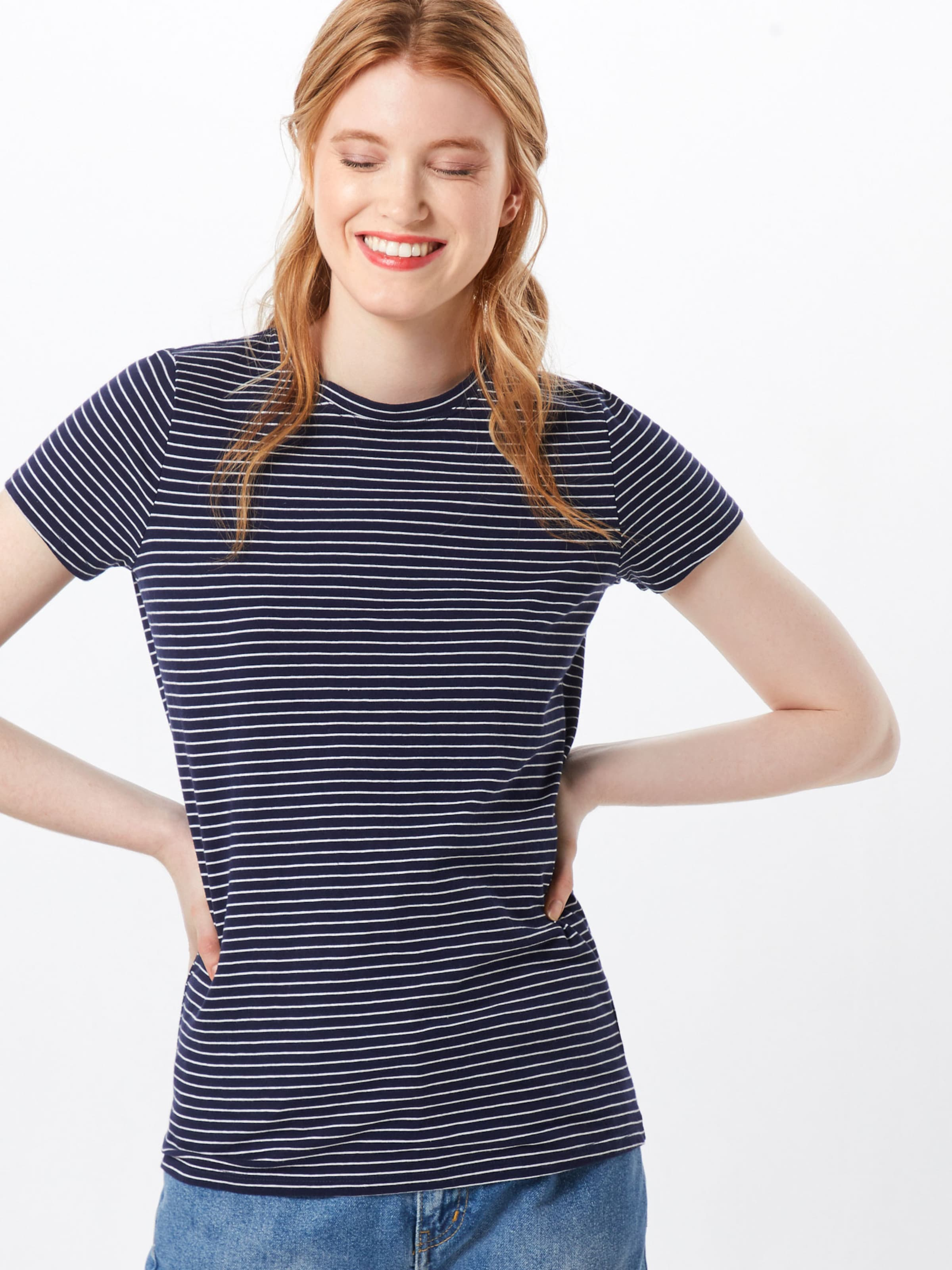 shirt MarineBlanc Bleu Gap En T VUjSMLzGqp