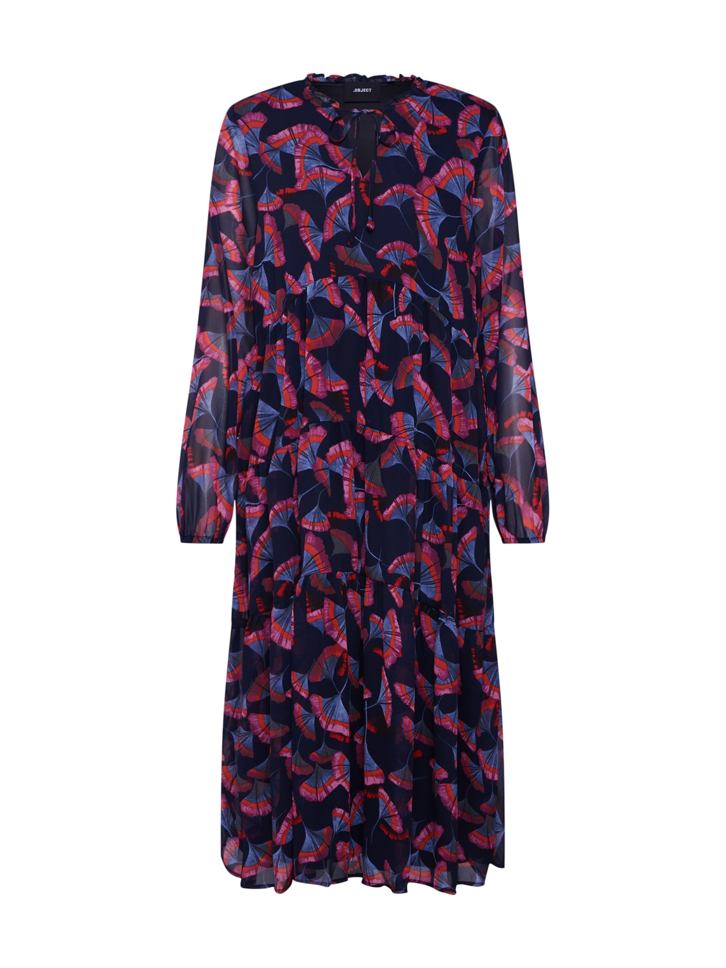Robe chemise 'farina' Object Bleu NuitRouge En CxedBo