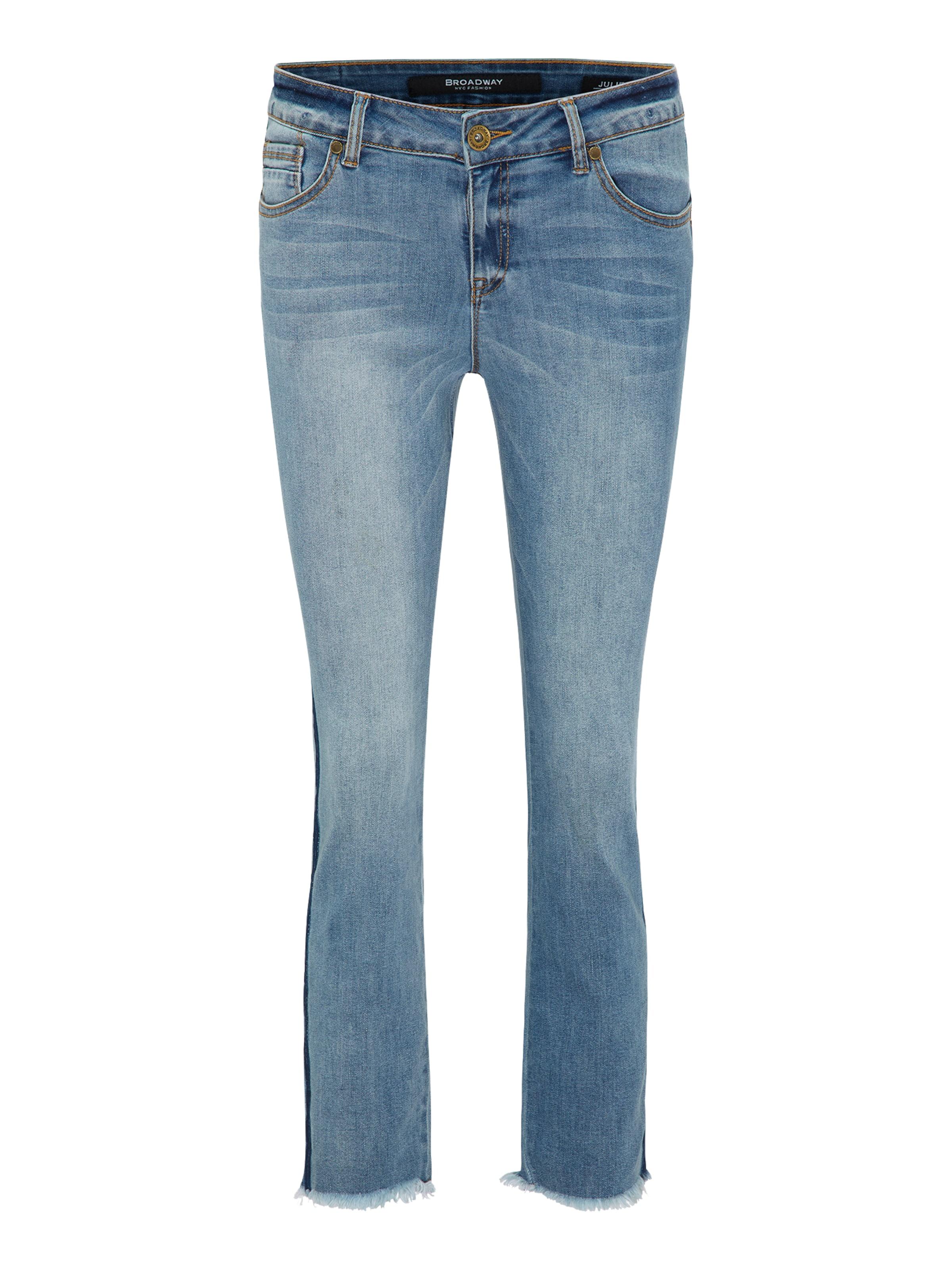 Bleu Broadway 'pants En Julie' Nyc Jean DenimClair Fashion 6yvbfY7g