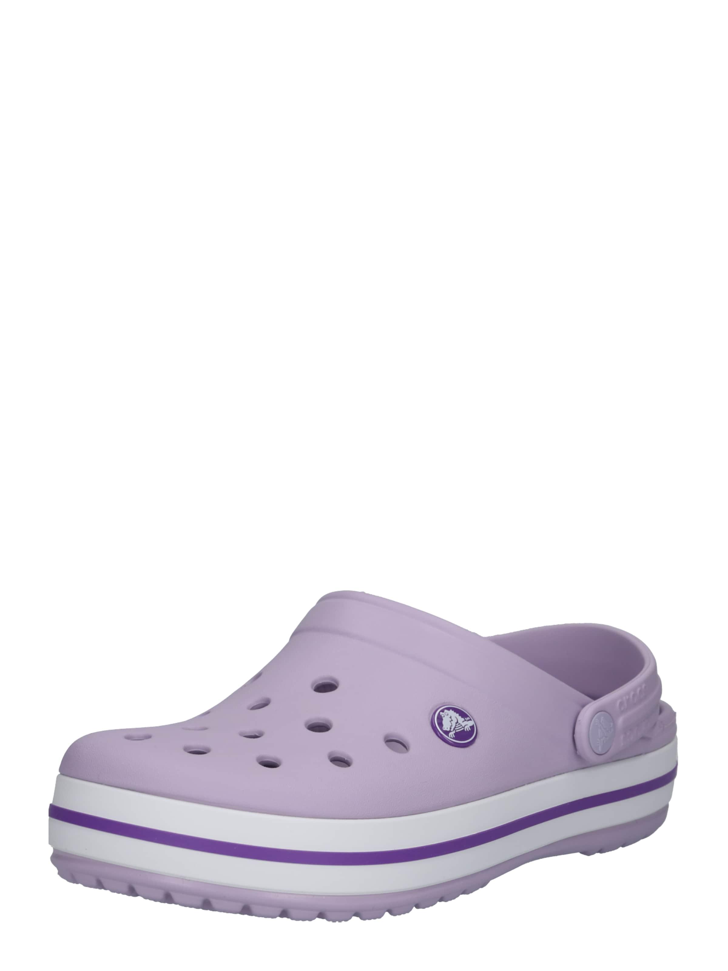 En Crocs Violet 'crocband' En 'crocband' Sabots Crocs Sabots 5LqA43Rj