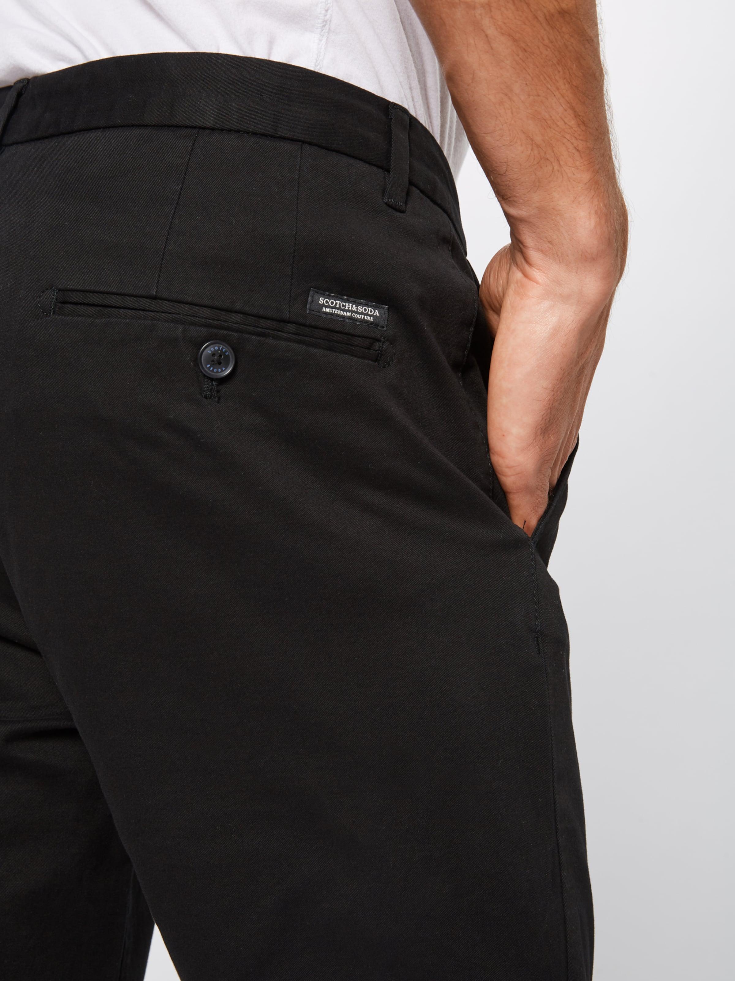 En Pantalon Foncé Scotchamp; Gris 'stuart' Chino Soda cJ1FKl