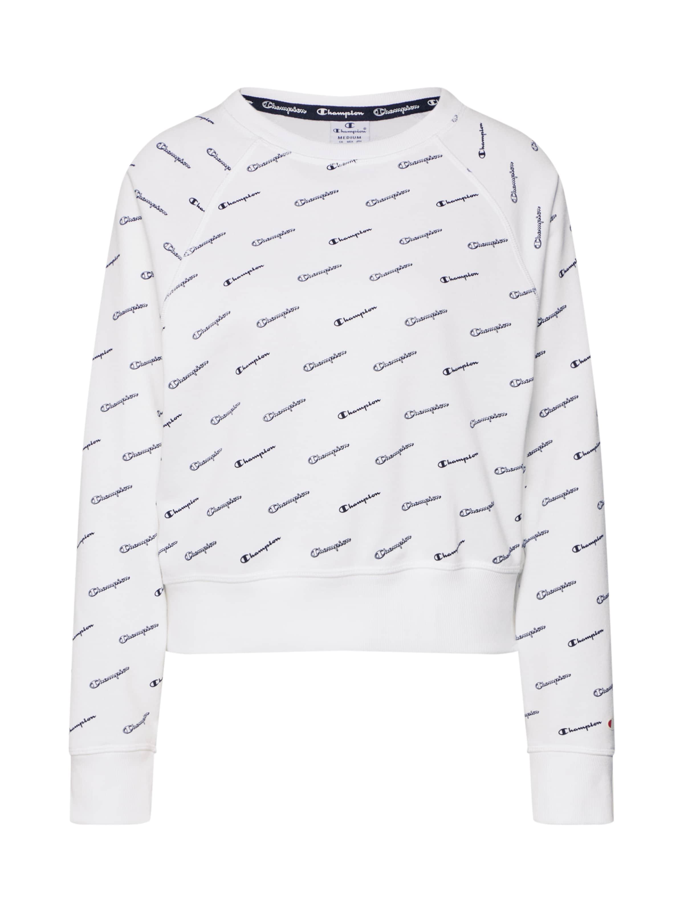 Authentic SchwarzWeiß Champion Apparel Athletic Sweatshirt In shQtdCxr