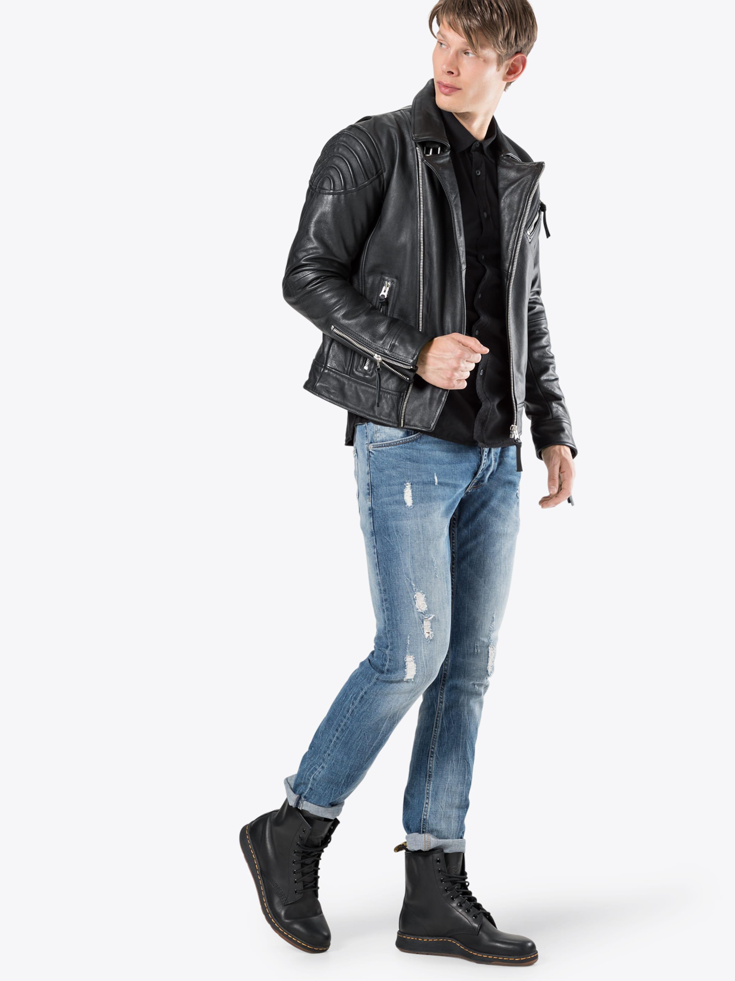 Noir Nudie En Chemise Jeans Co 'henry' TJc3l1KFu