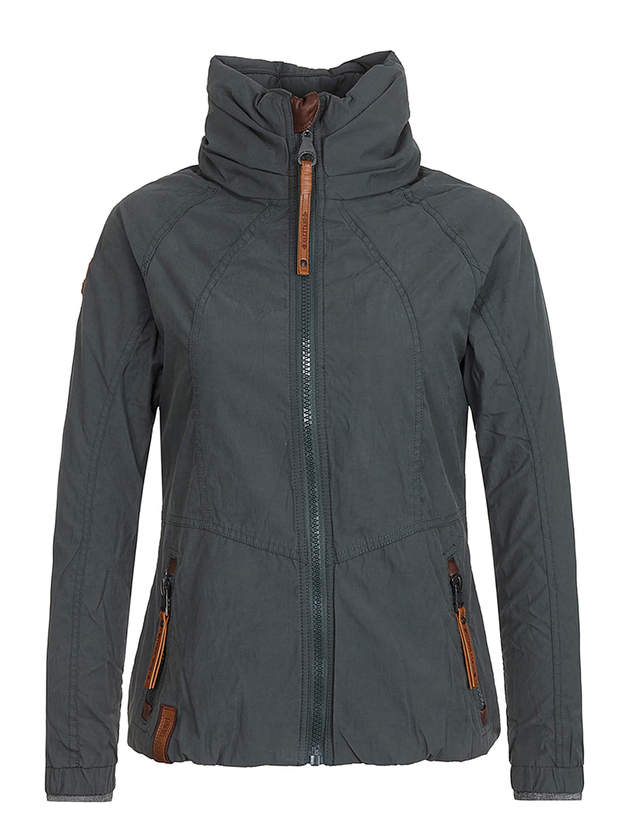 Naketano 'klatschen Jacke So' In Und Dunkelgr��n 34AjL5Rq