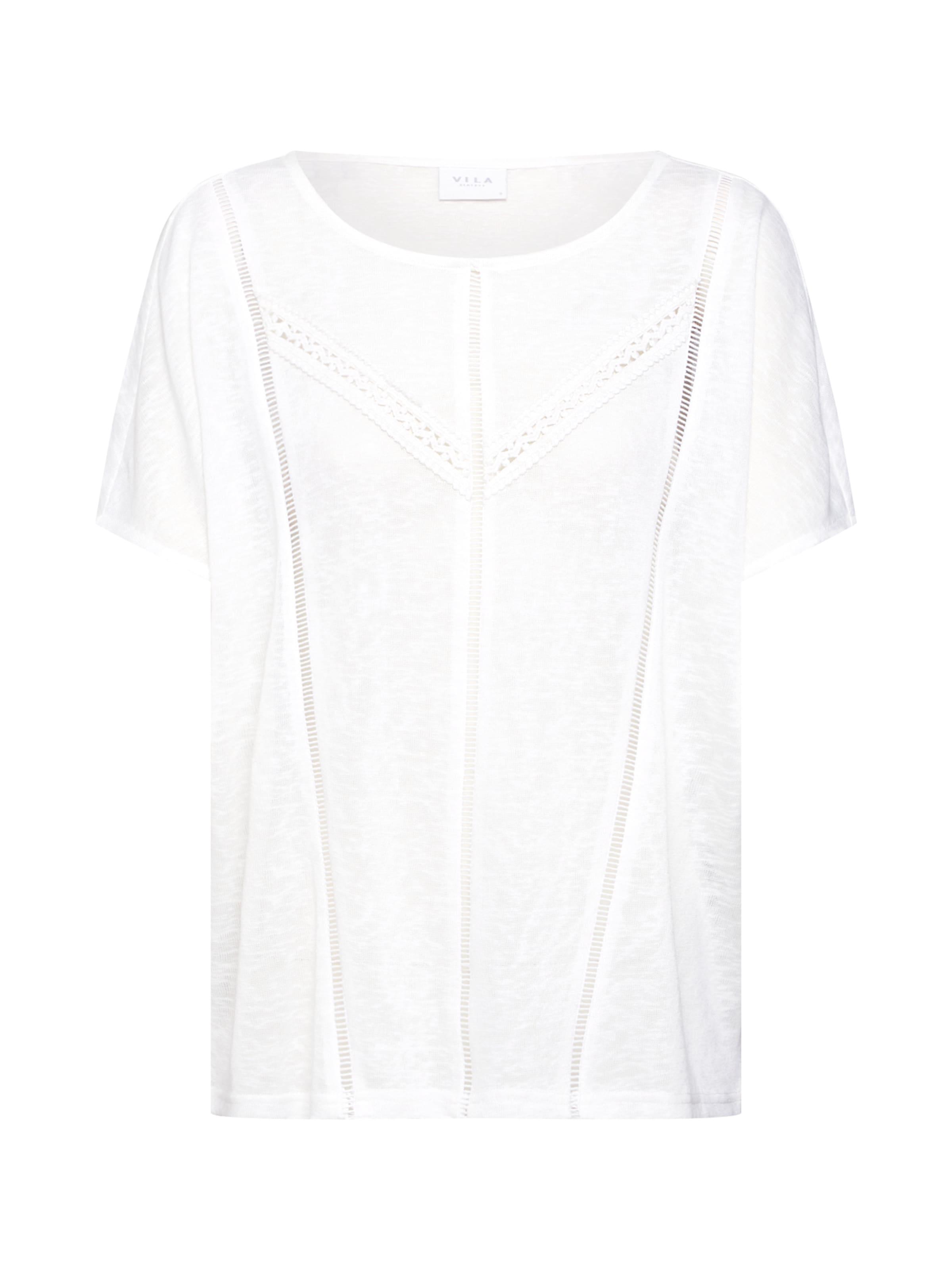 En T 'kamala' Blanc Vila shirt BCdoex
