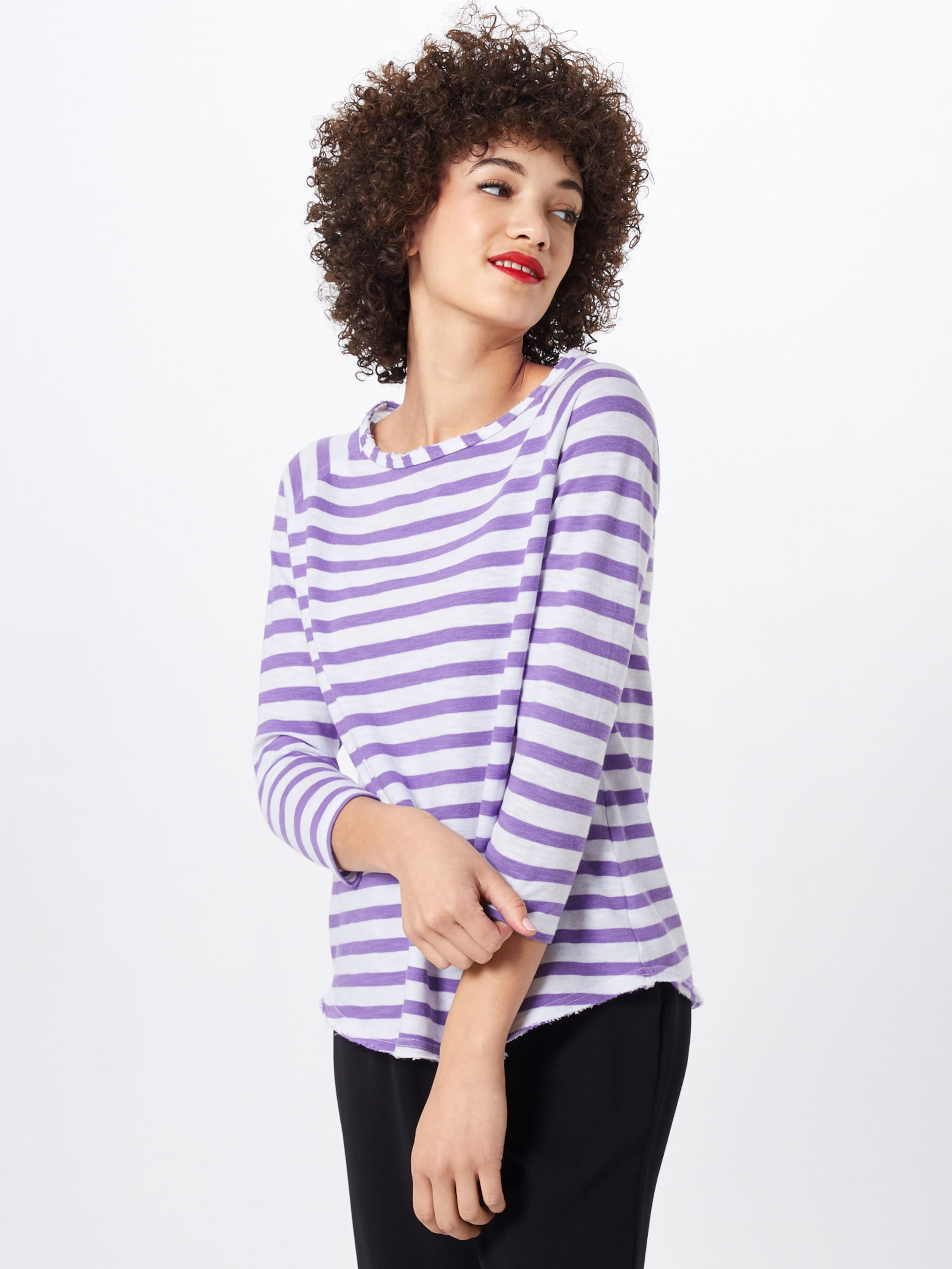 T Royal shirt Richamp; En VioletBlanc 0yNwm8nvO