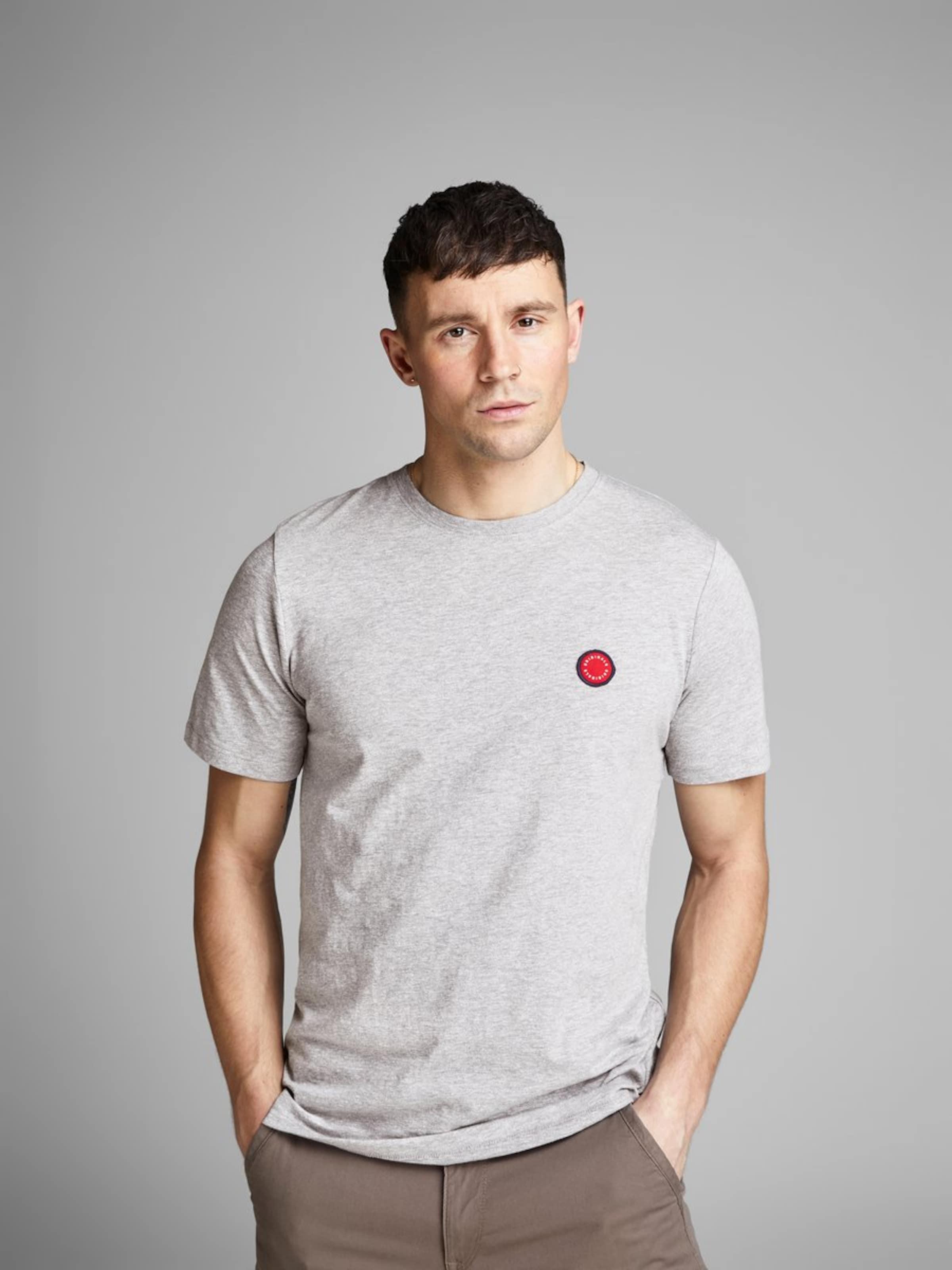 En shirt Jones Jackamp; Beige Chiné T eDH2IWYE9