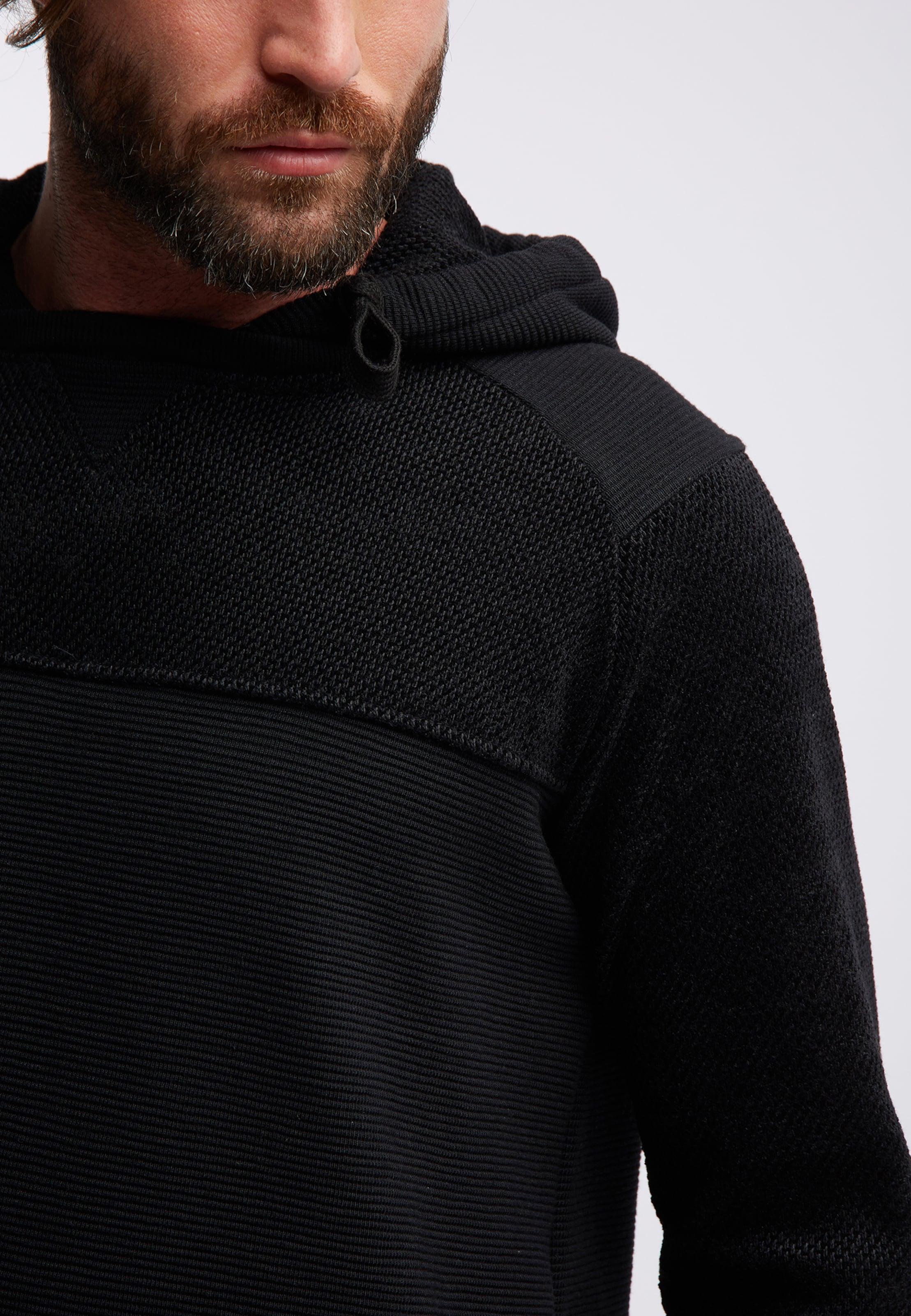 Tuffskull En shirt Sweat Sweat Noir Tuffskull 92HWEDIY
