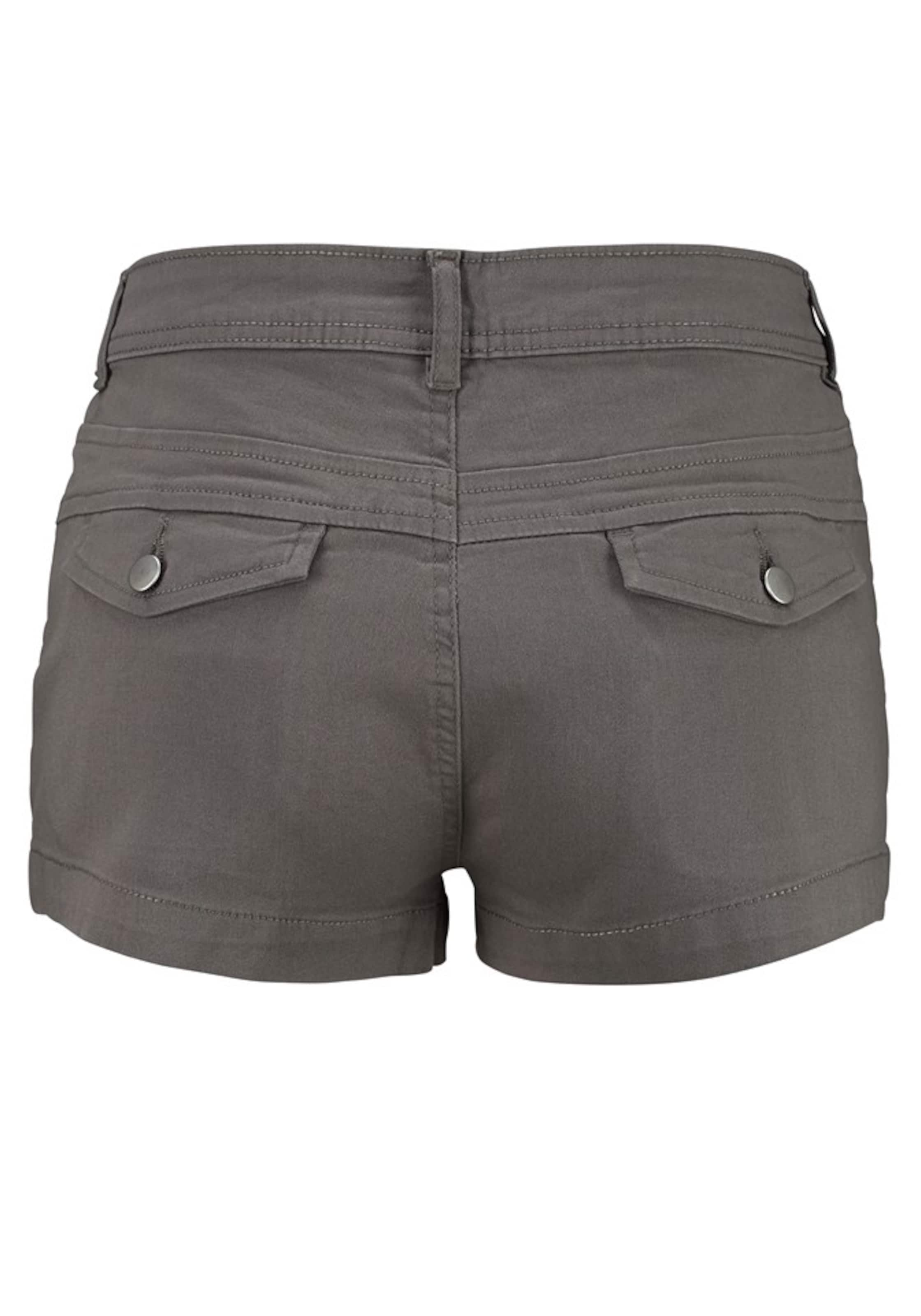 Lascana Lascana GrauKhaki In Hotpants Hotpants MzqSVGLUp
