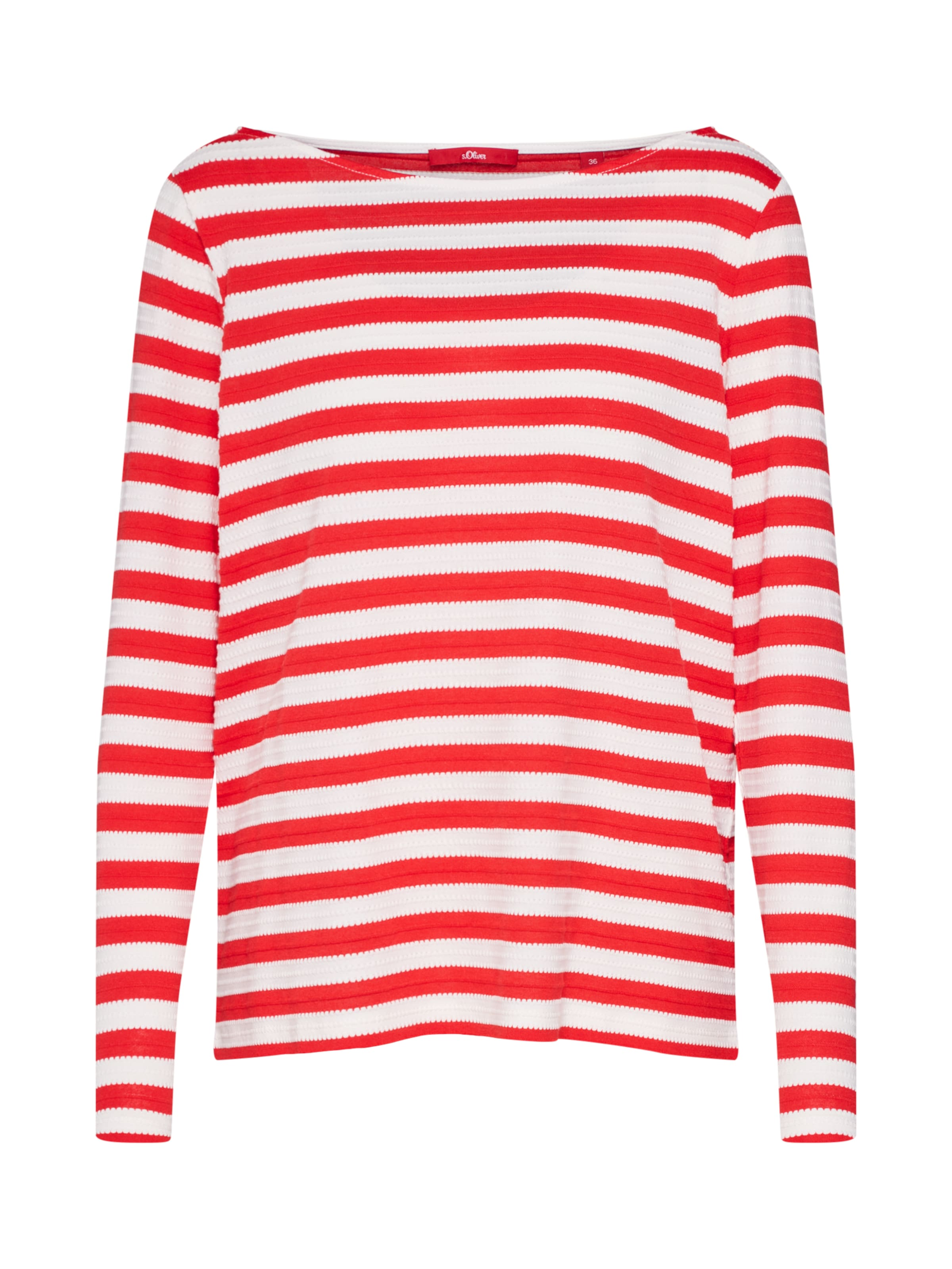 shirt En Label oliver JauneBlanc Red S T 9bWIeHD2YE
