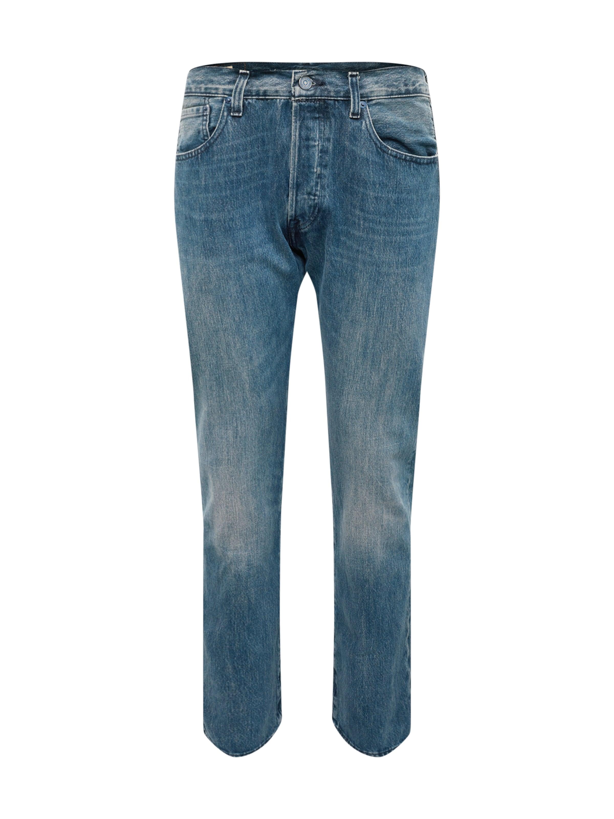 Levi's Denim Jean Fit' Bleu En Original '501 bf76gvYy