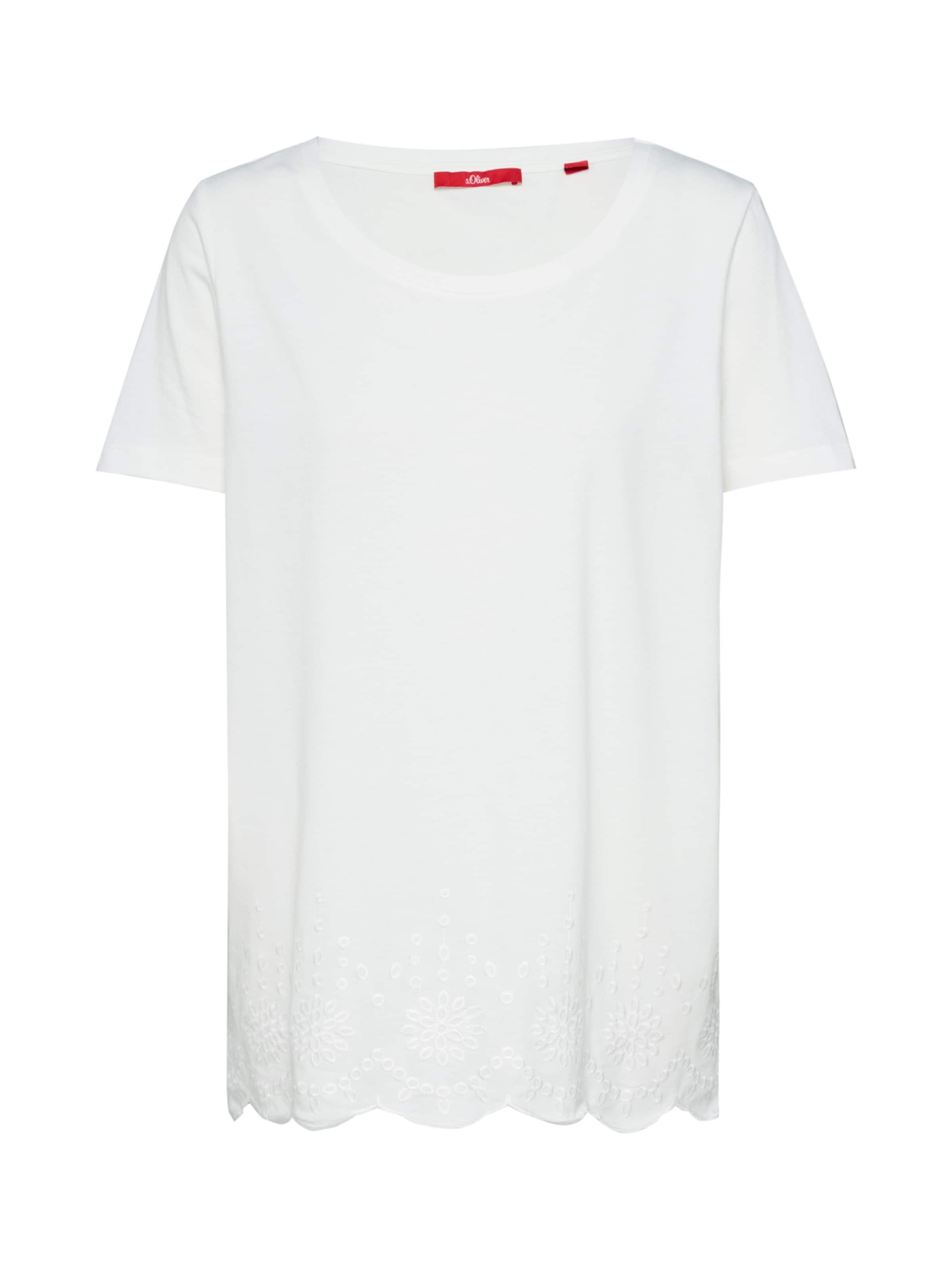 shirt Red En T Bleu Marine Label oliver S TlFK1cJ