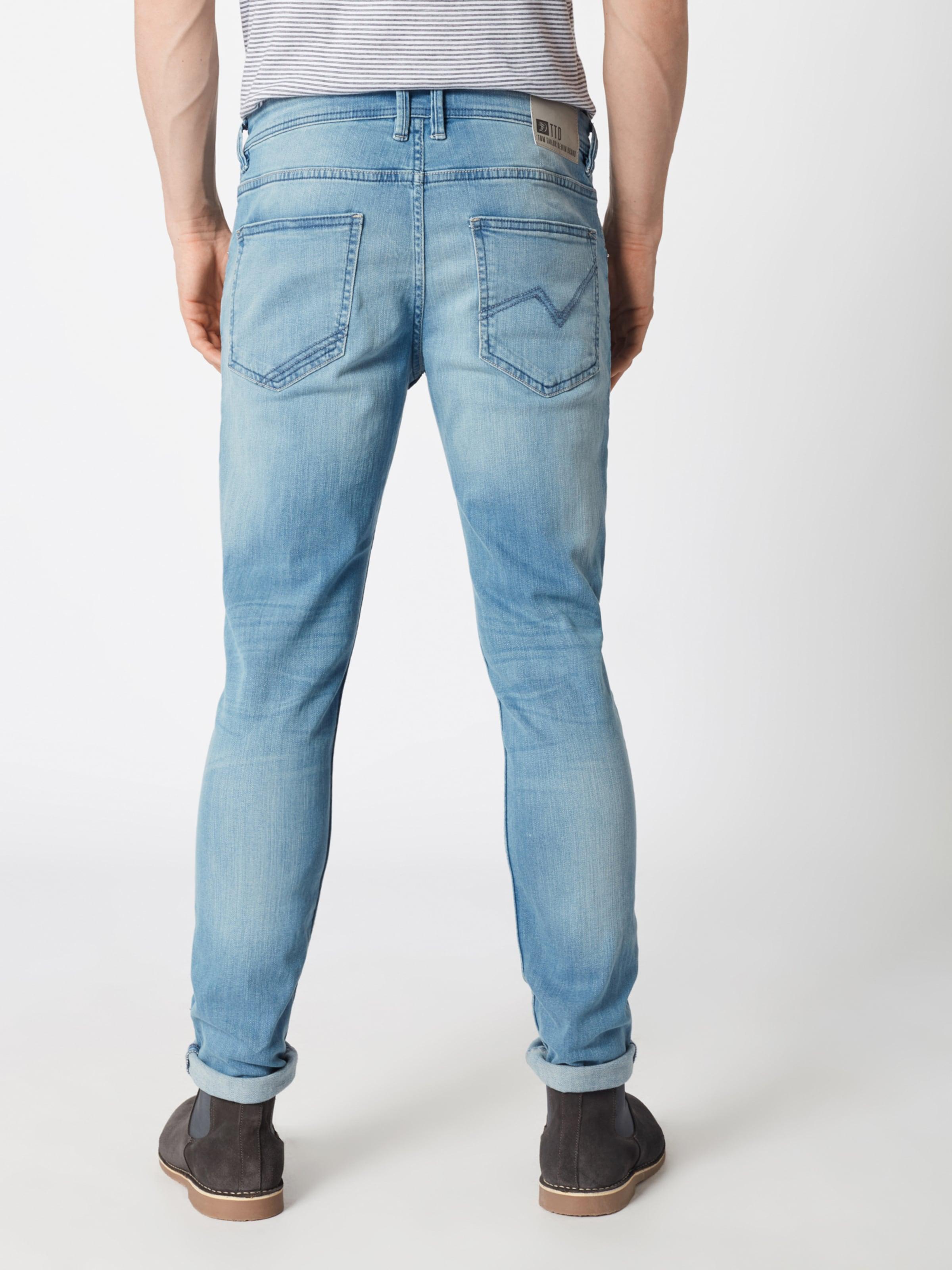 Long 1' Tom 'skinny Bleu Jean Tailor En Culver Blue Denim 1 lK1cFJT