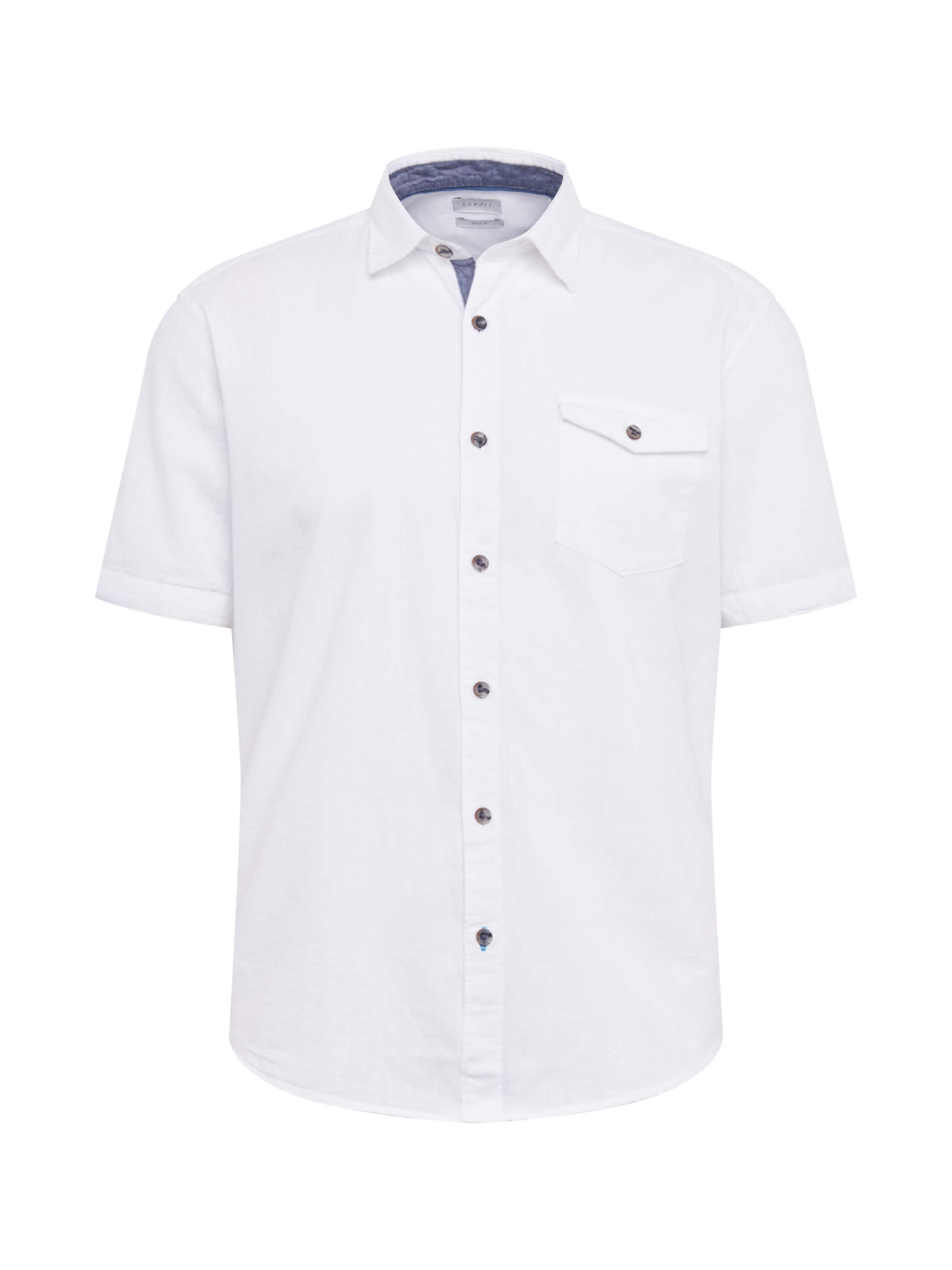 Esprit Chemise En Blanc Chemise Chemise En Blanc En Blanc Esprit Esprit FKJcu1Tl3